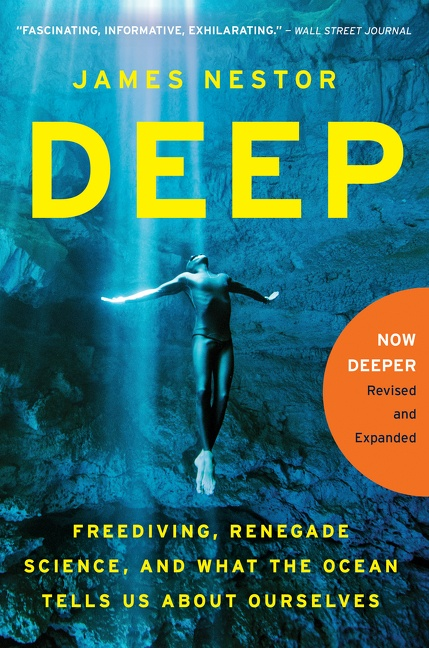 Deep Freediving, Renegade Science, and What the Ocean Tells Us about Ourselves