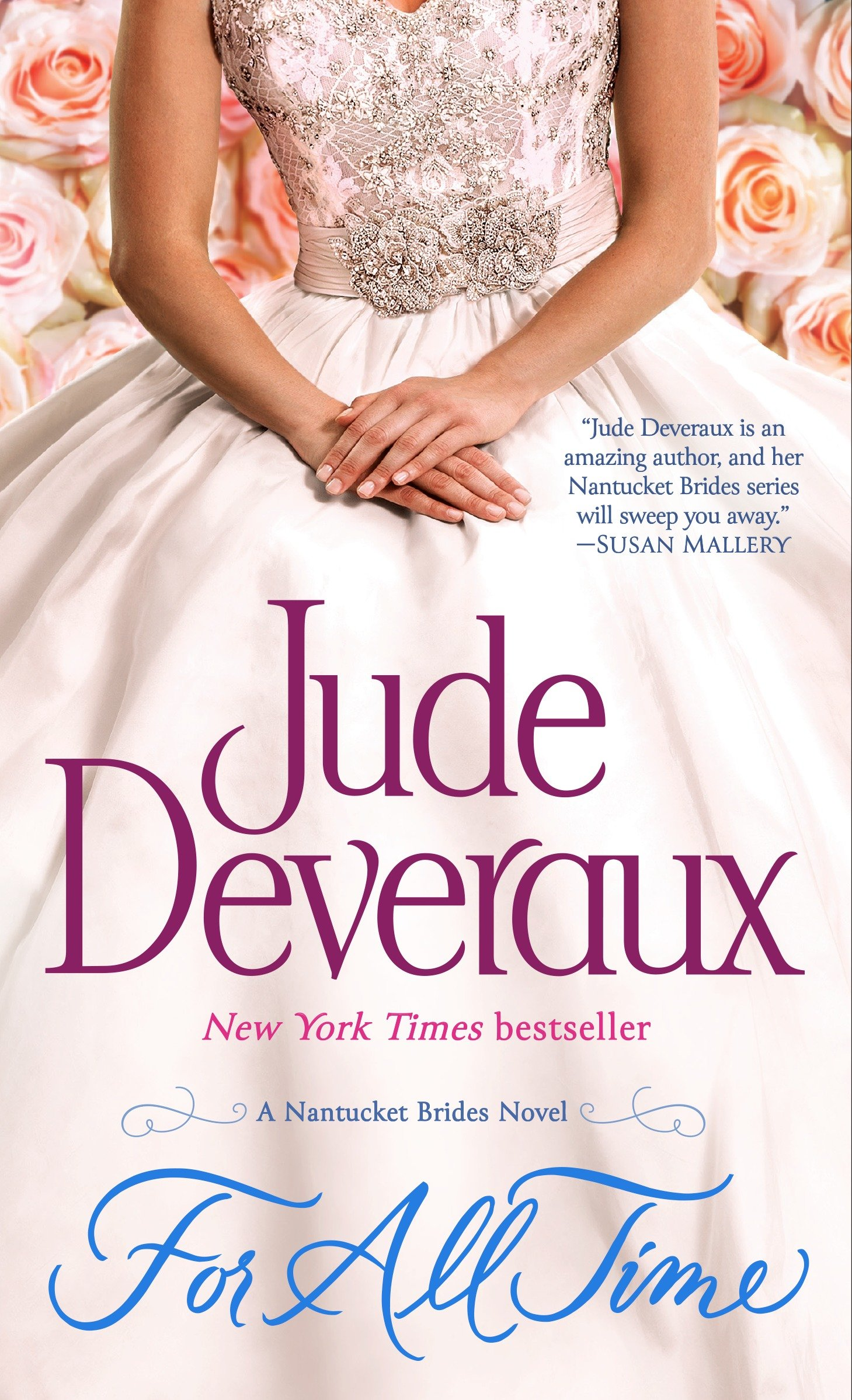 For all time a Nantucket brides novel cover image