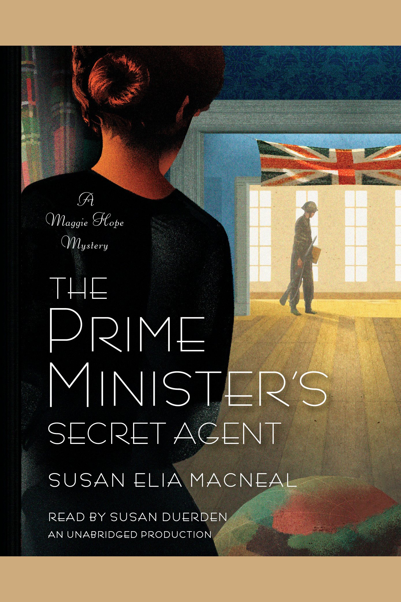The Prime Minister's secret agent cover image
