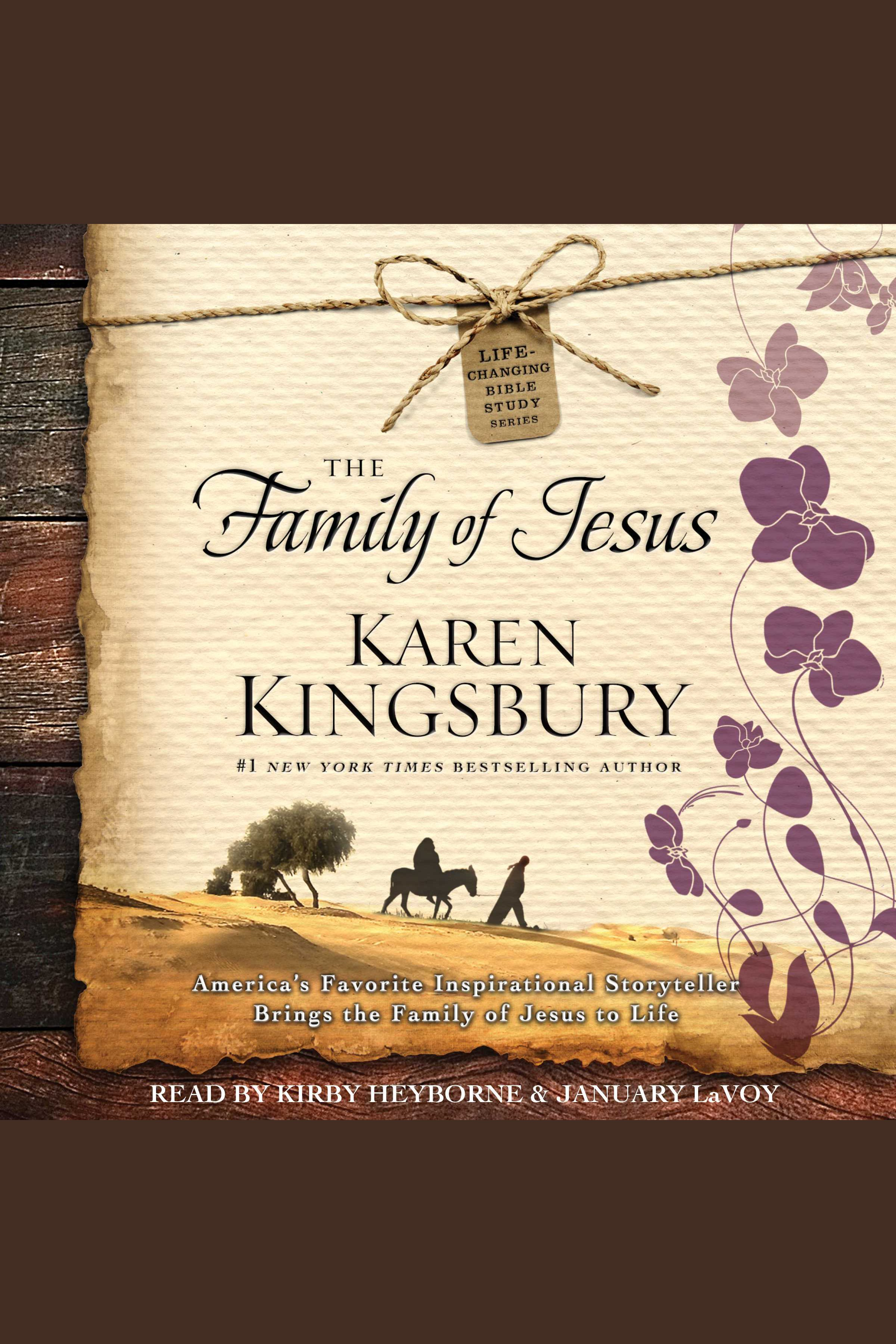 The family of Jesus cover image