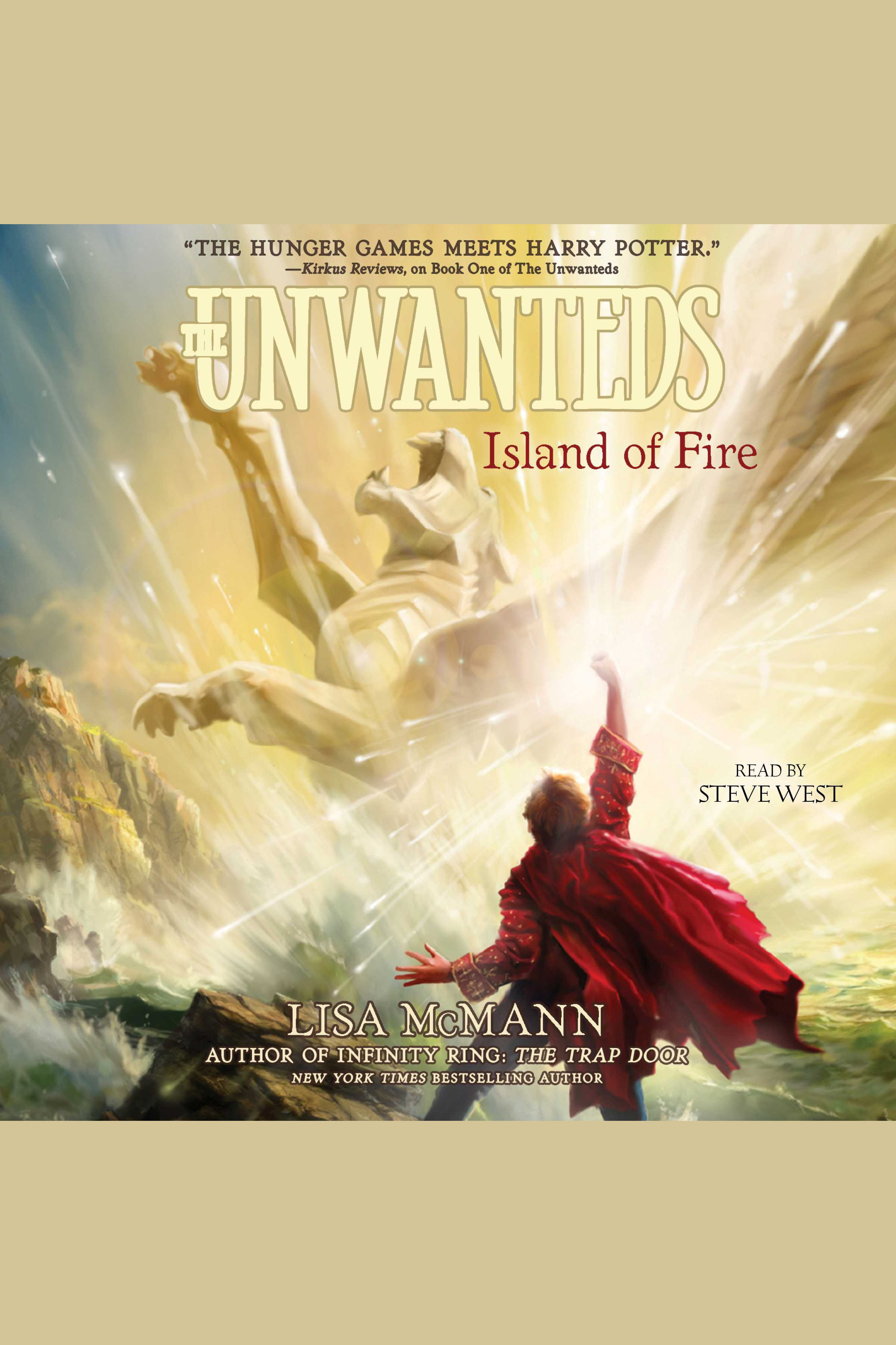 Island of fire cover image