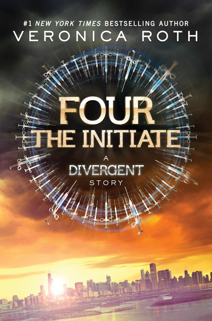 Four a divergent collection cover image