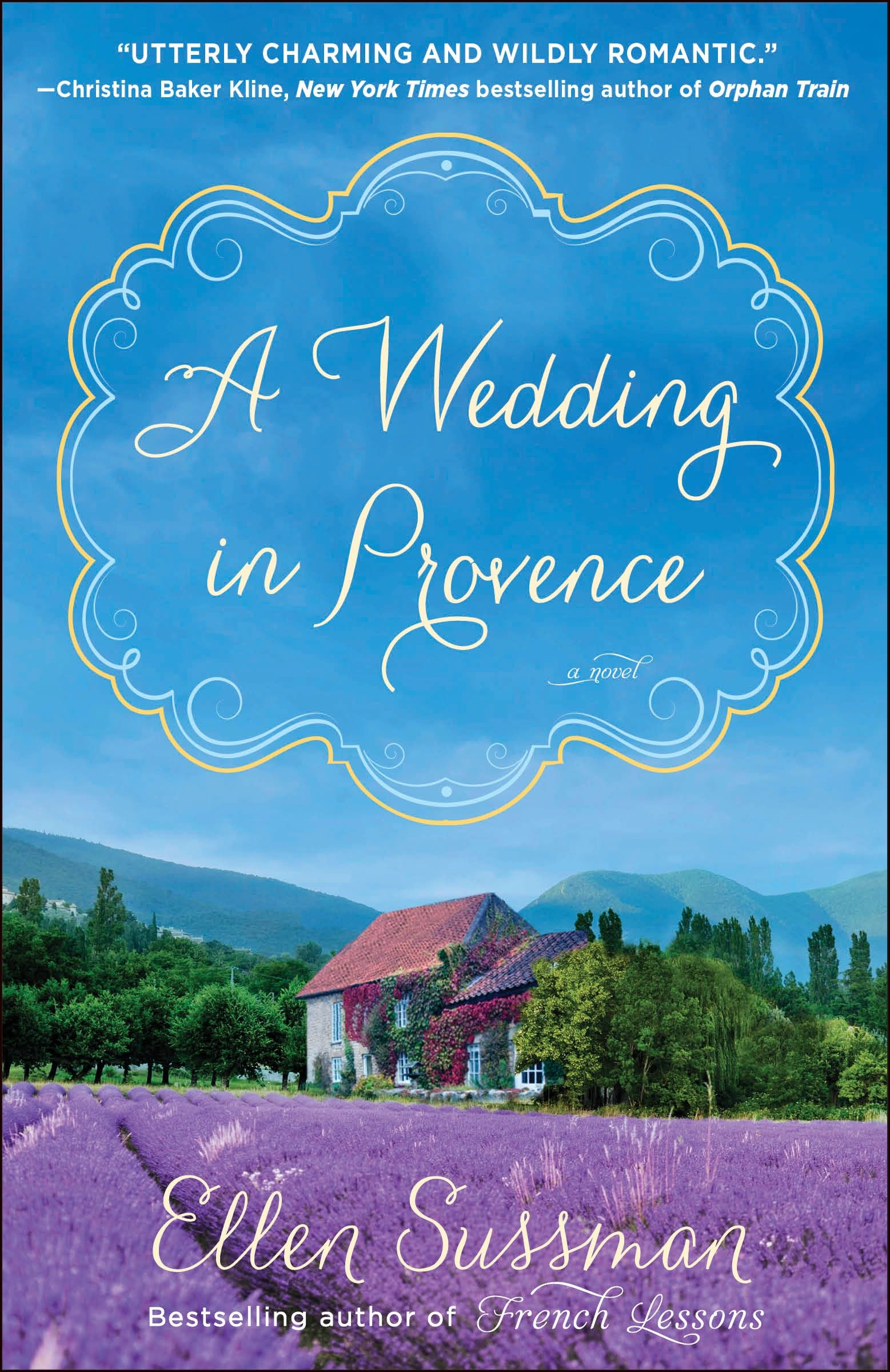 A wedding in Provence cover image