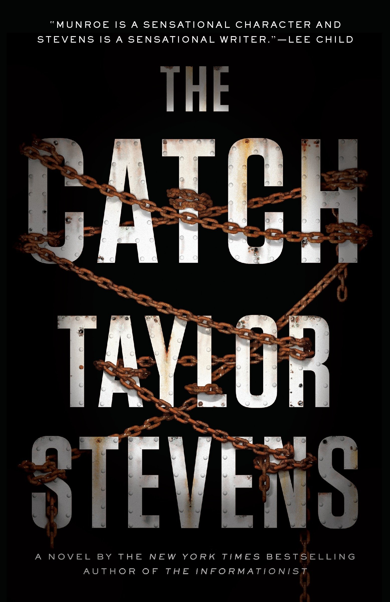 The catch cover image