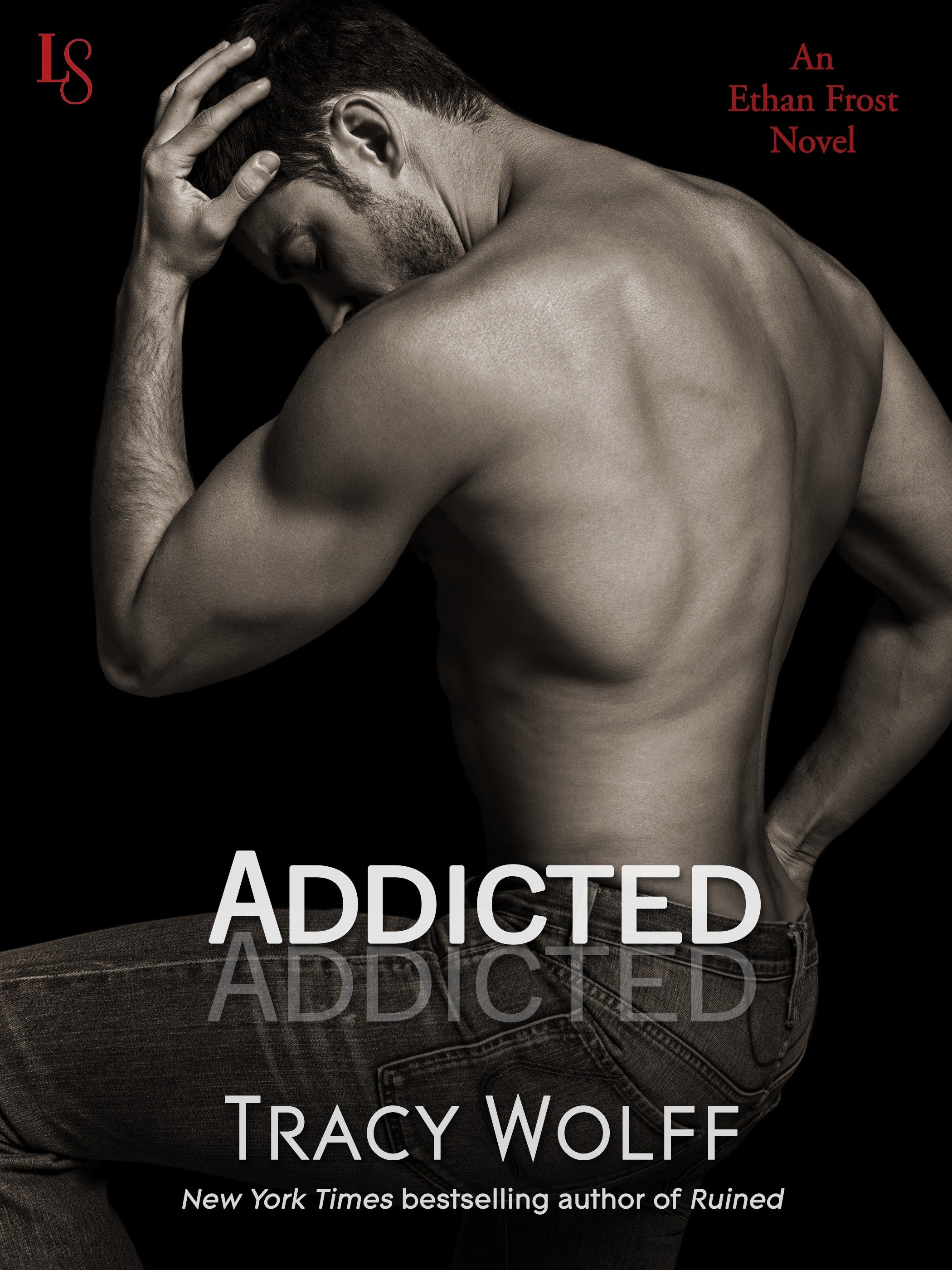 Addicted an Ethan Frost novel cover image