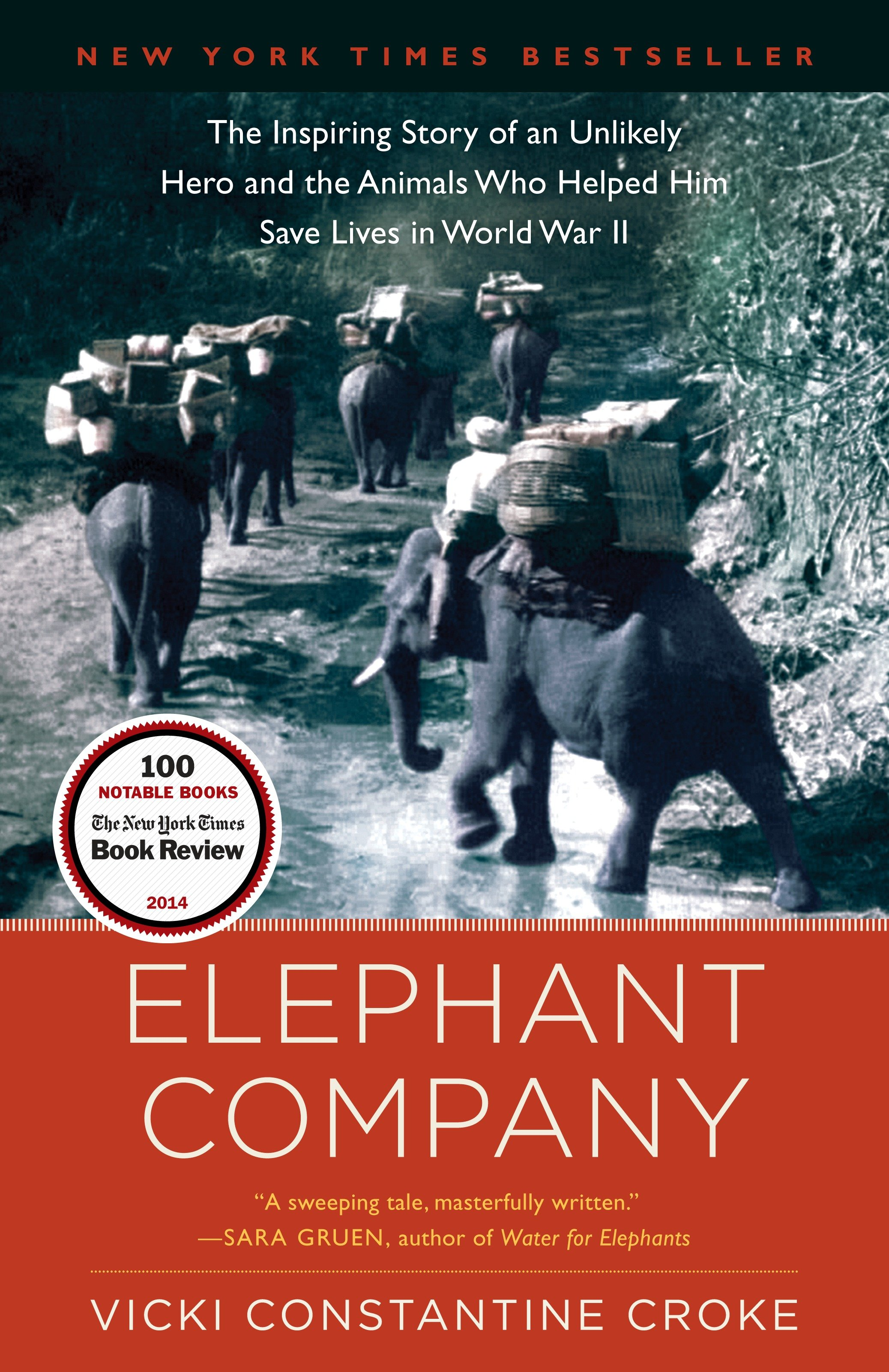 Elephant Company The Inspiring Story of an Unlikely Hero and the Animals Who Helped Him Save Lives in World War II