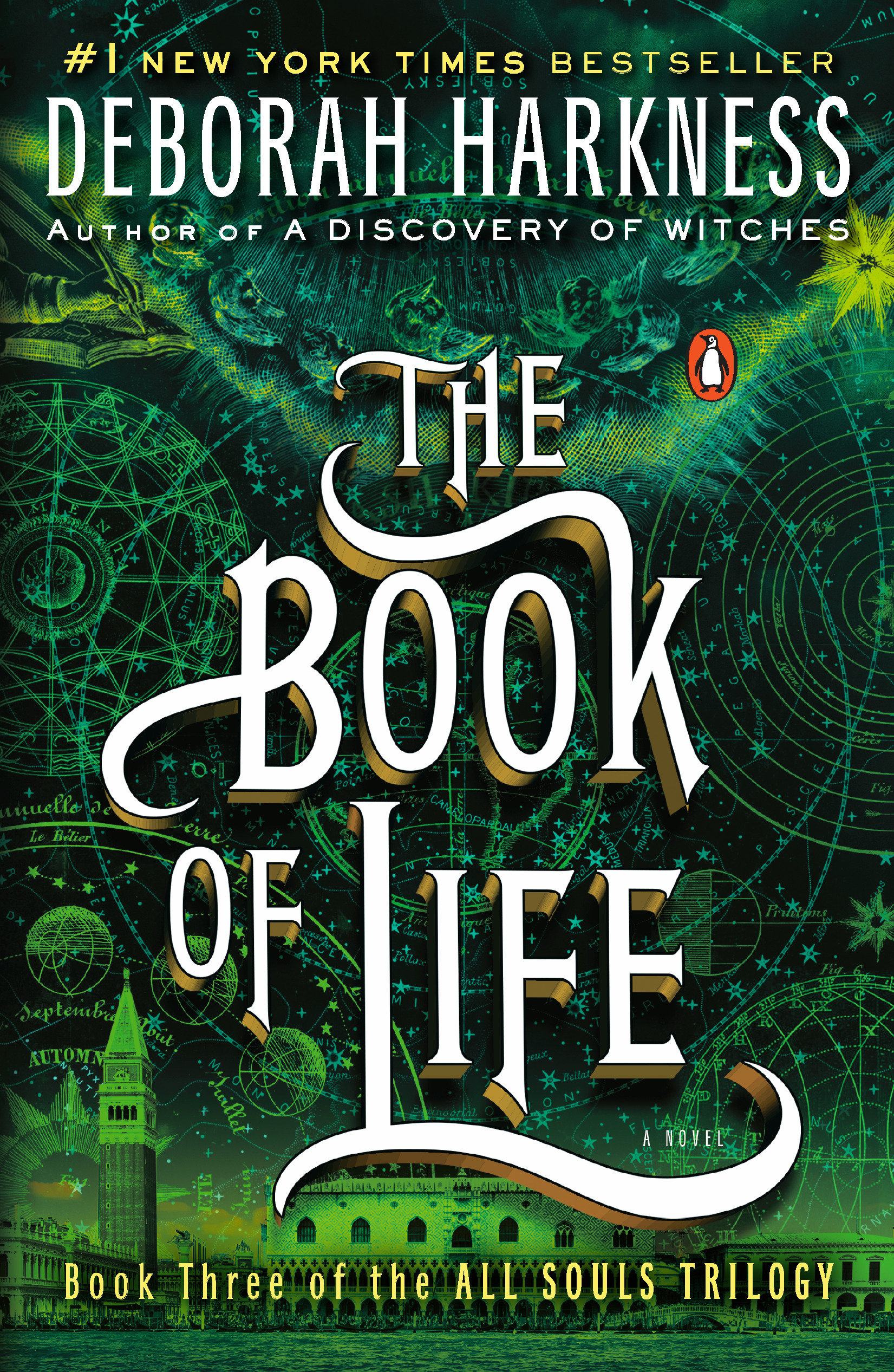 The Book of Life A Novel