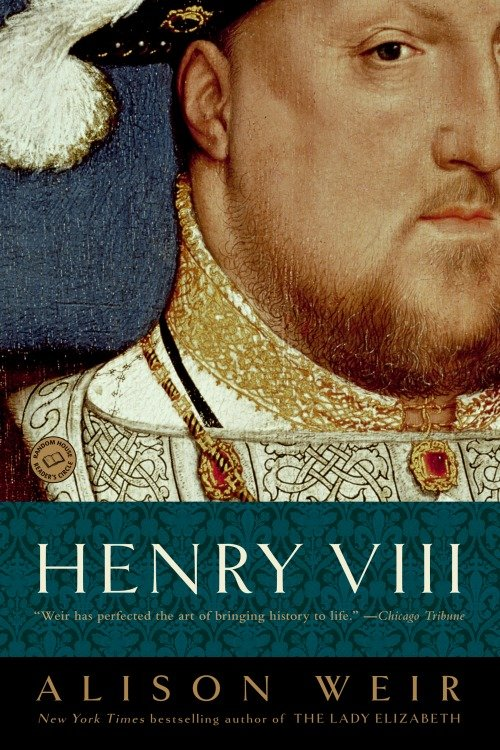 Henry VIII the king and his court