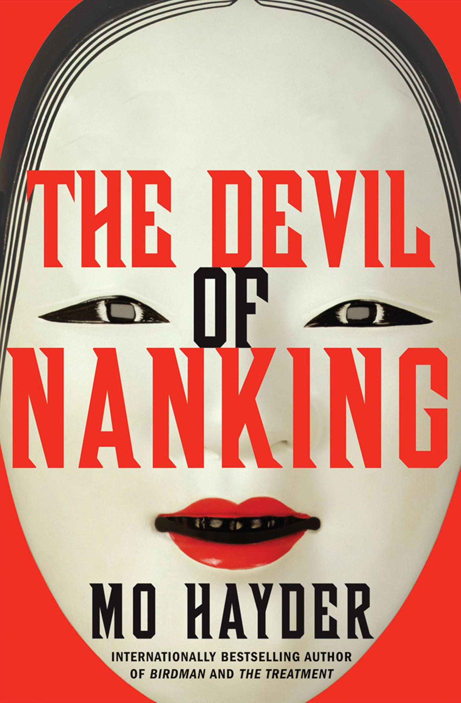 The Devil of Nanking A Novel
