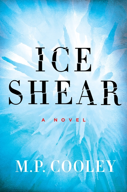 Ice shear cover image