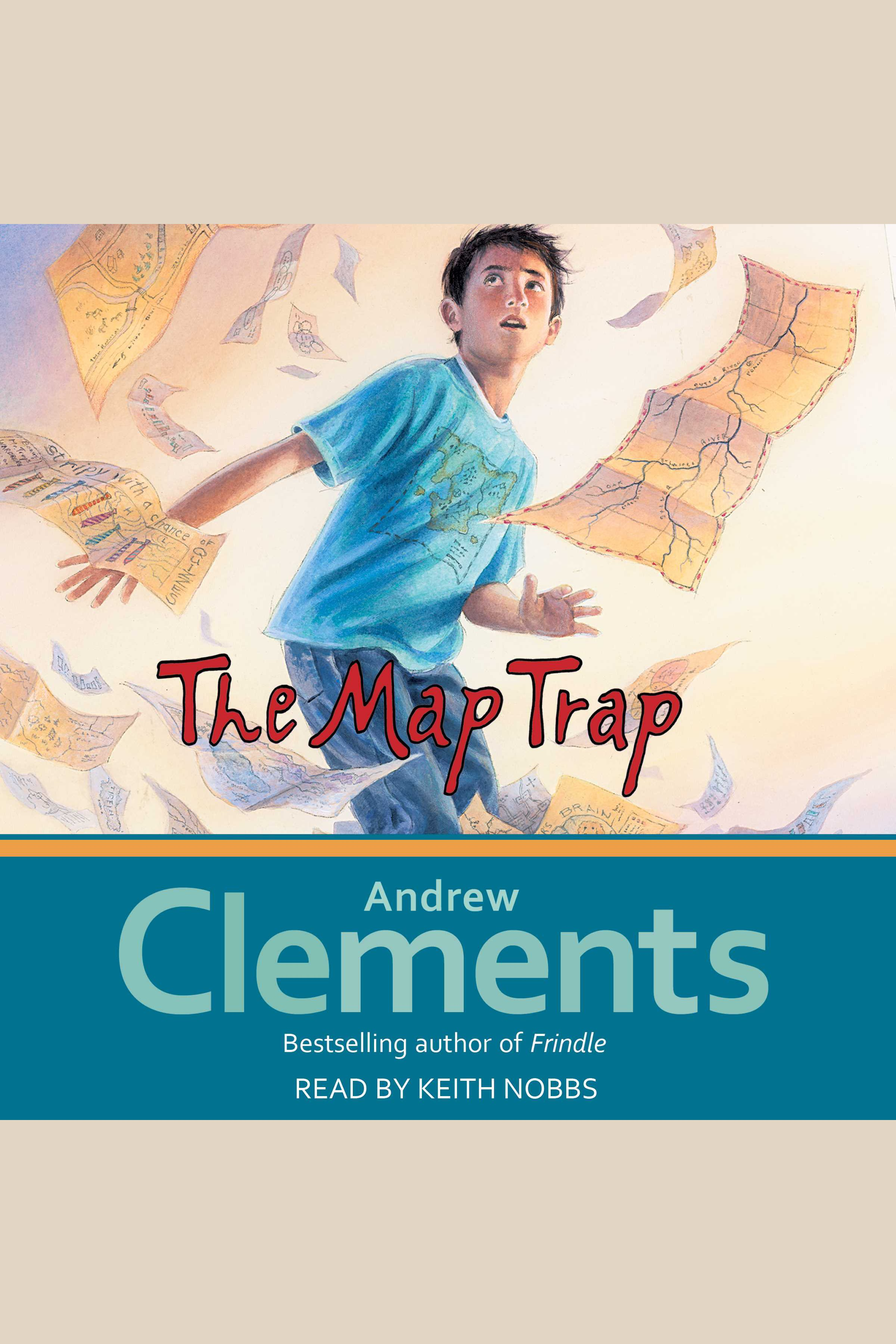 The map trap cover image