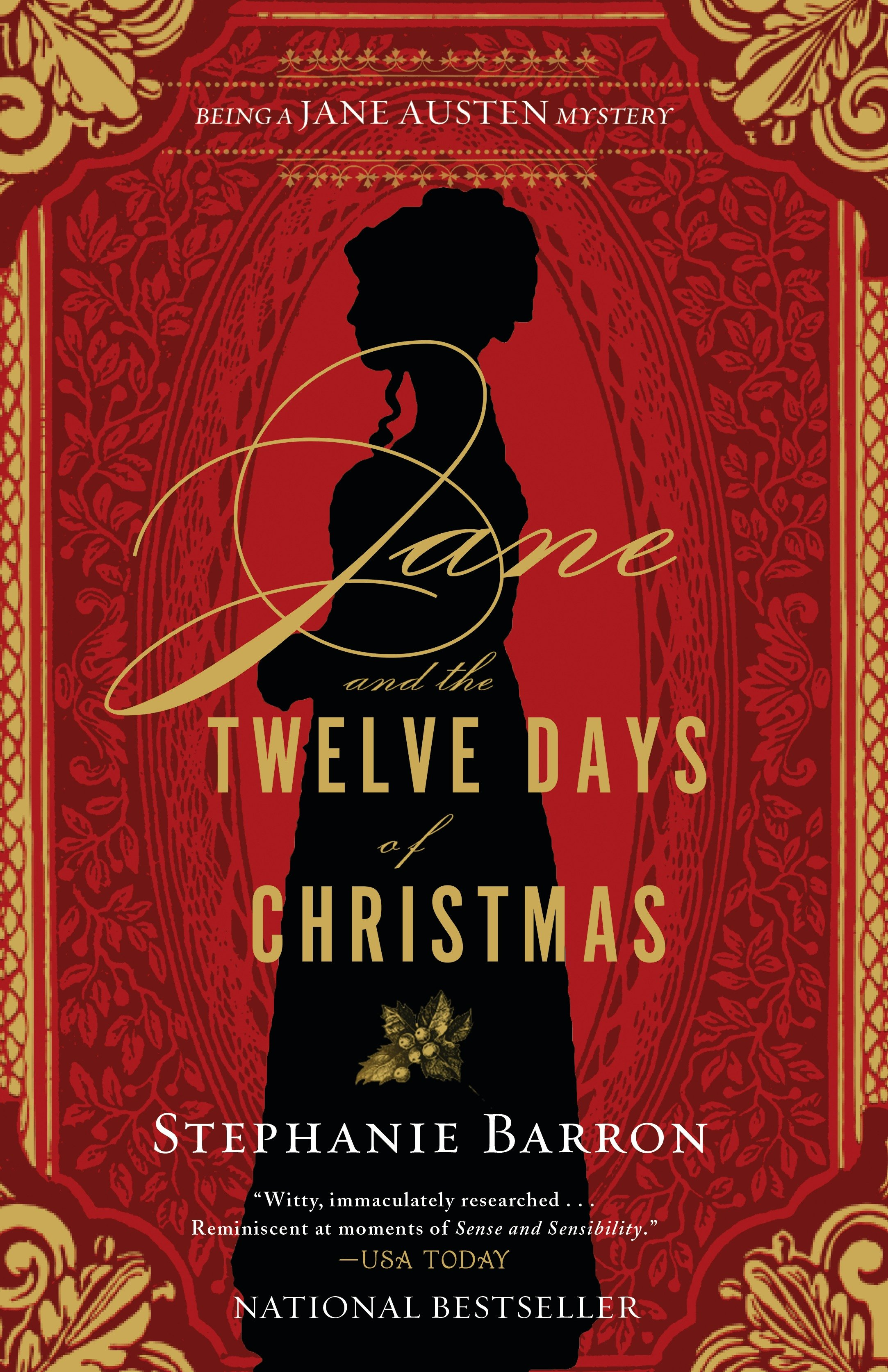 Jane and the twelve days of Christmas cover image