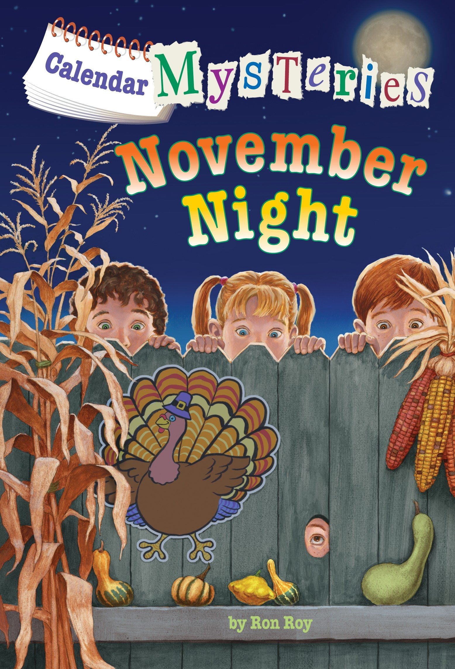 November night cover image