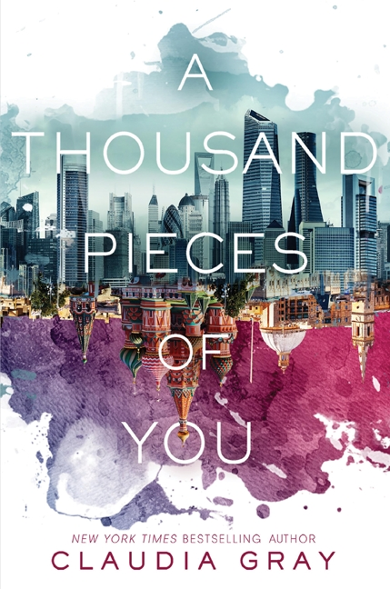A thousand pieces of you cover image