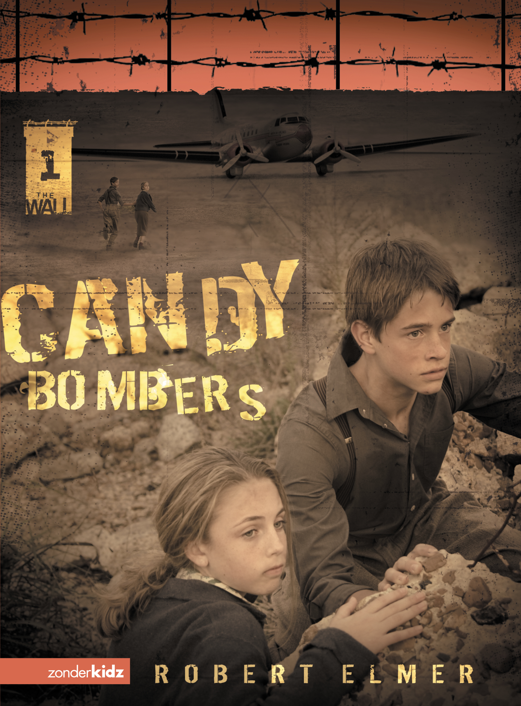 Candy bombers cover image
