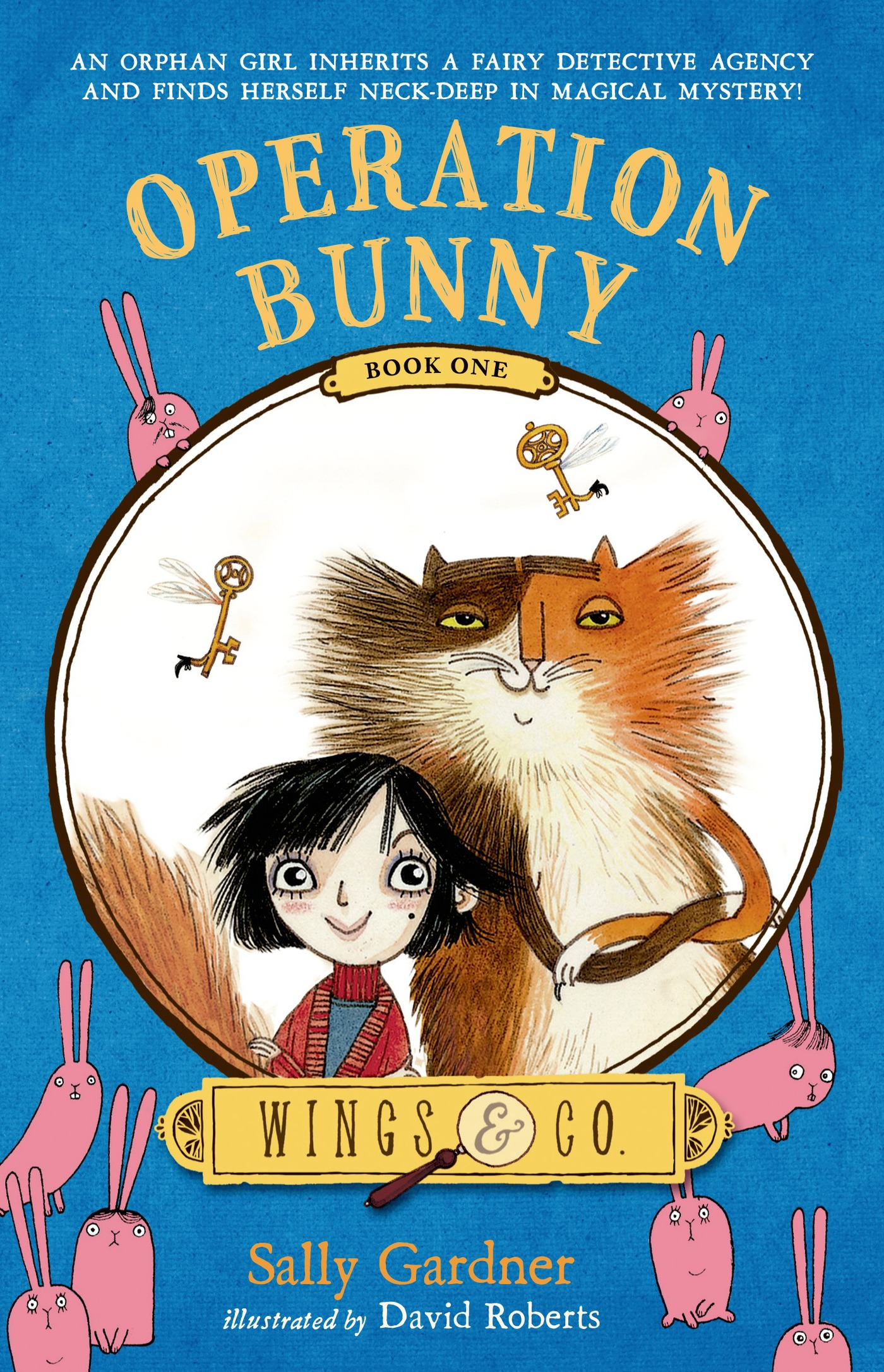 Operation Bunny Book One