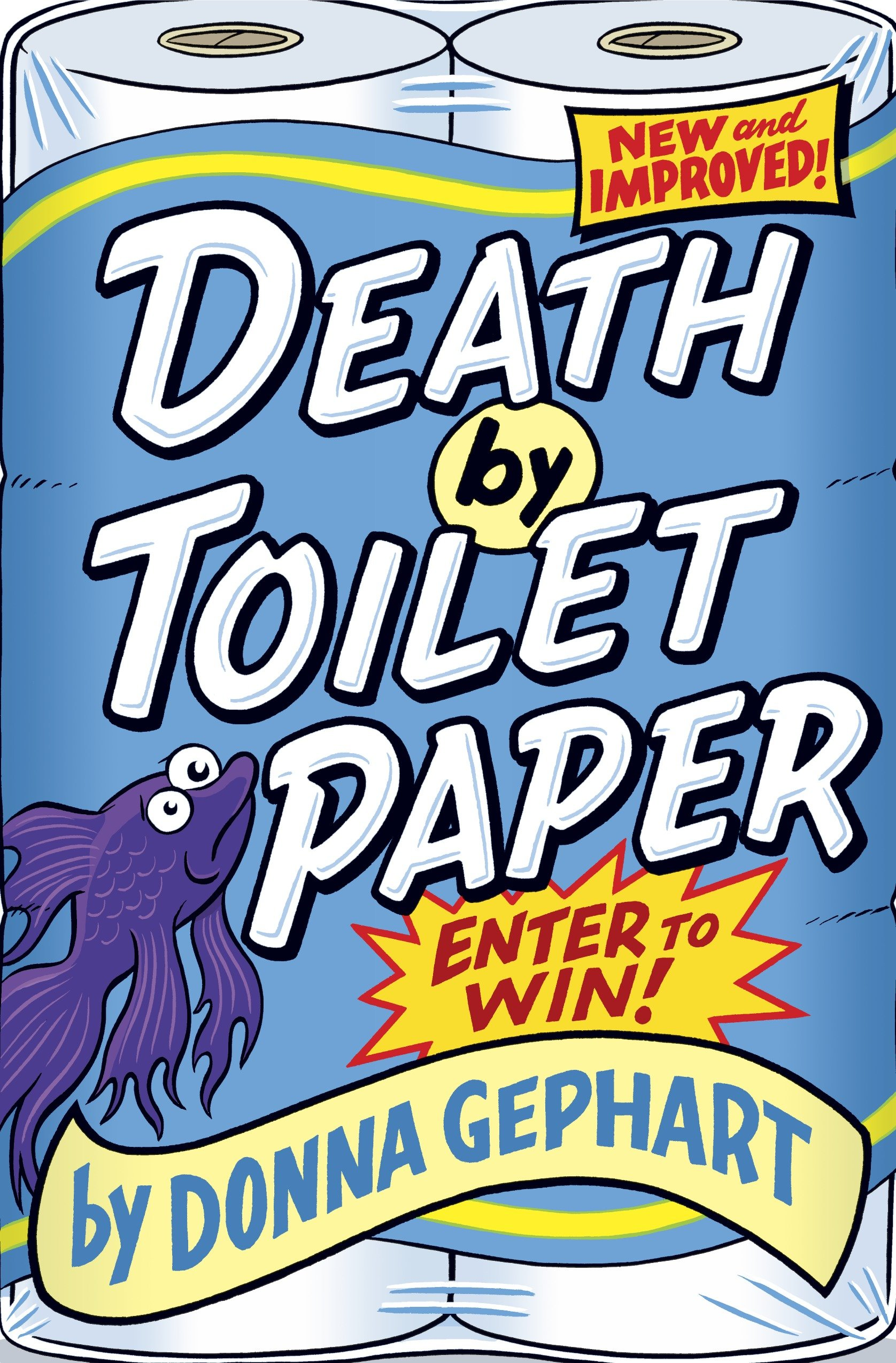 Death by toilet paper cover image