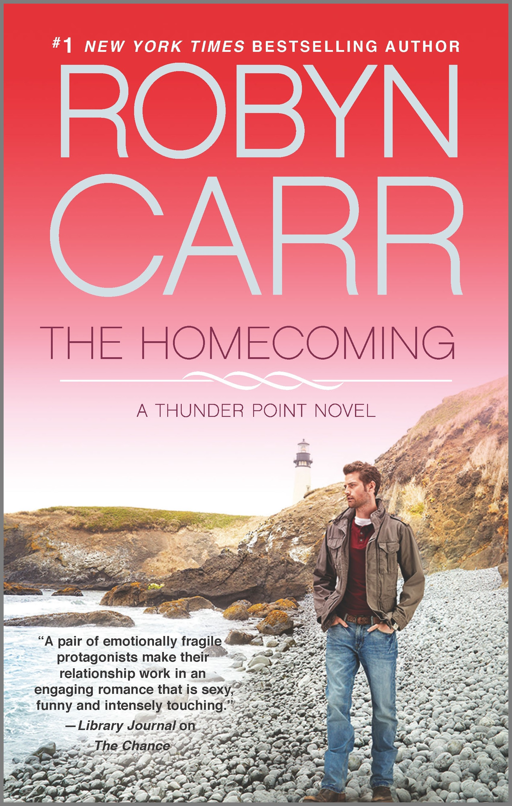 The Homecoming Book 6 of Thunder Point series