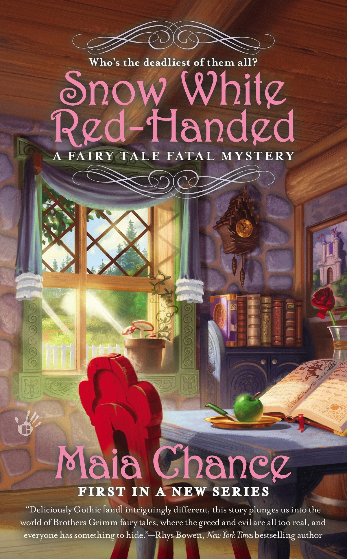 Snow White Red-Handed