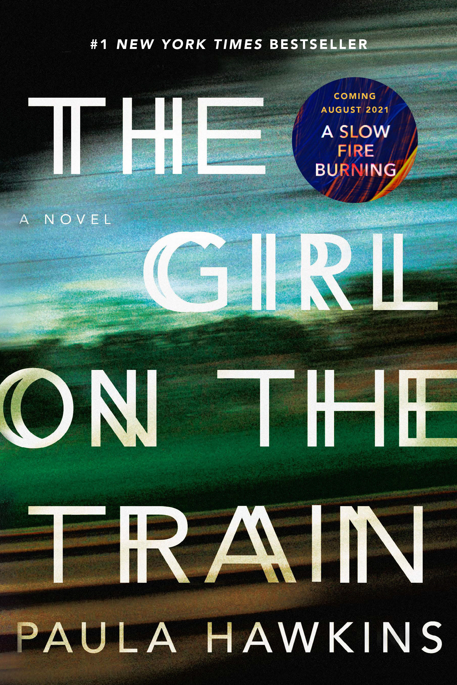 The girl on the train : a novel