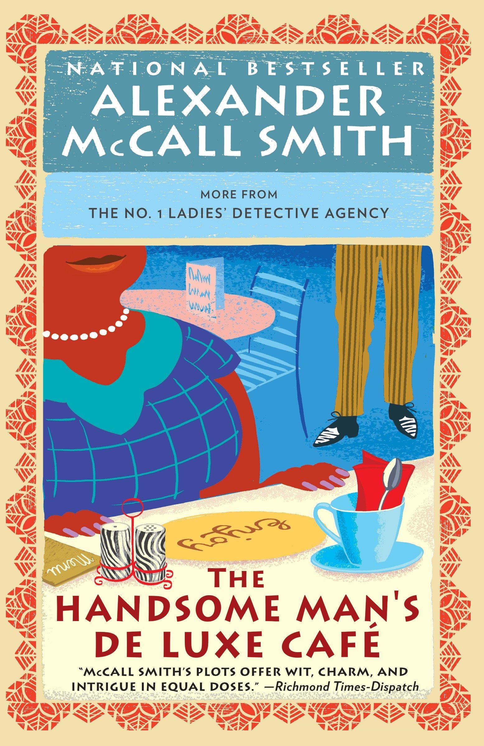The handsome man's De Luxe Café cover image