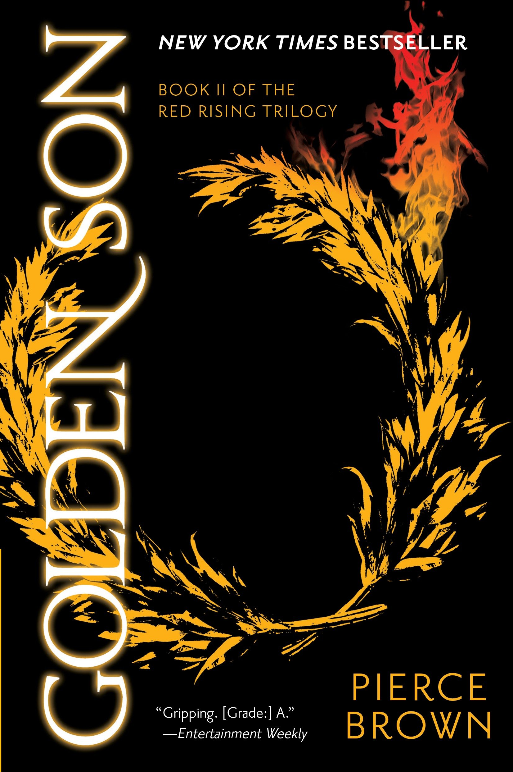 Golden son cover image