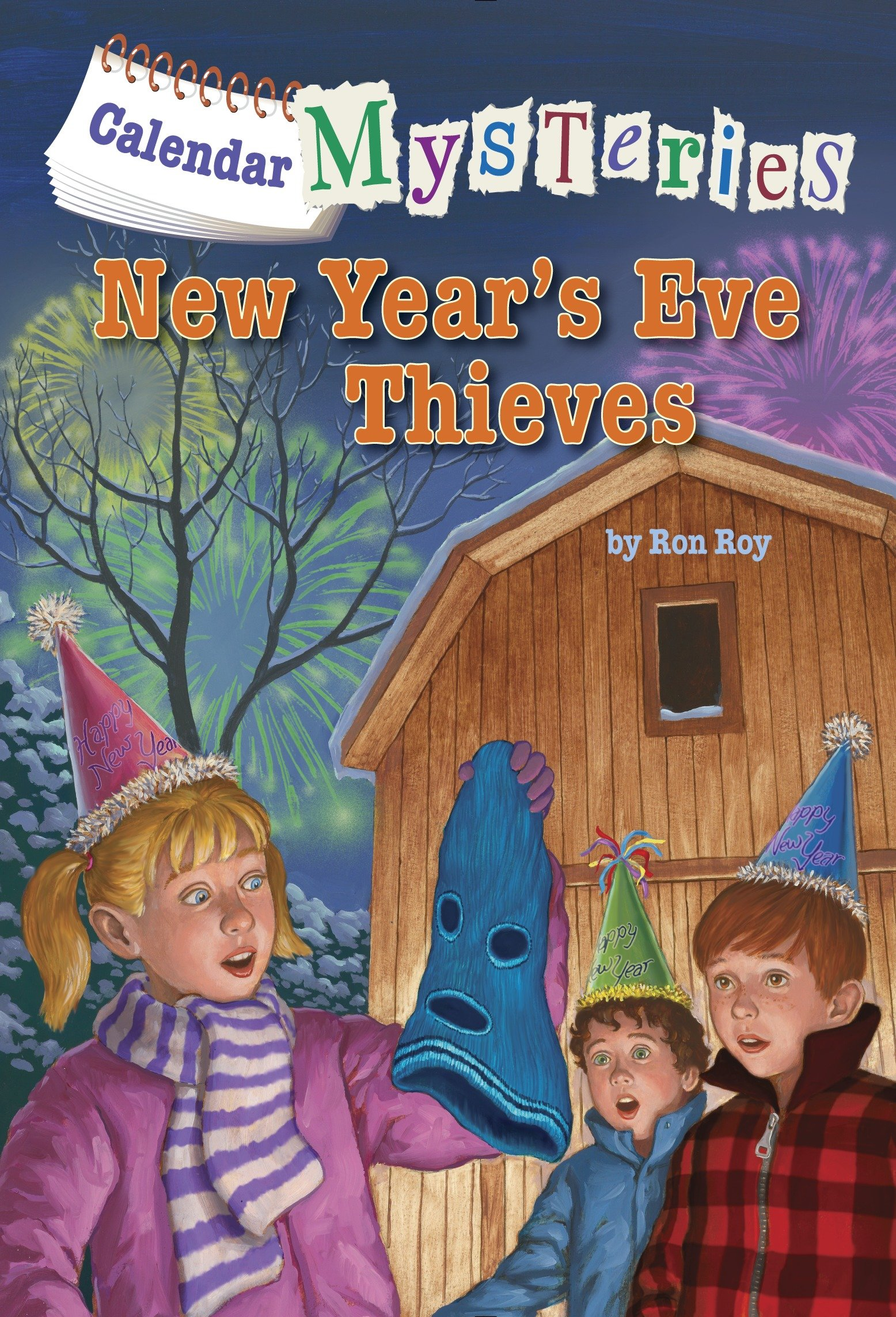 New Year's Eve thieves cover image