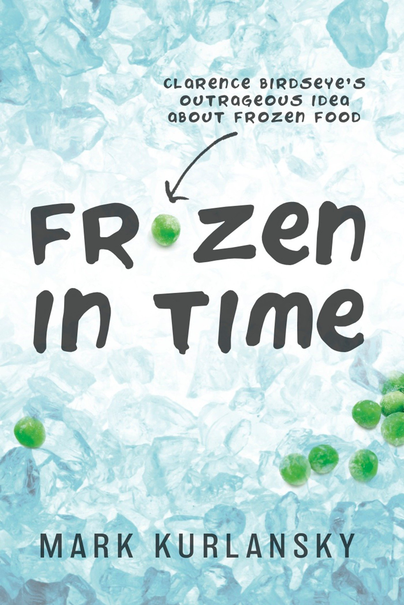 Frozen in Time Clarence Birdseye's Outrageous Idea About Frozen Food