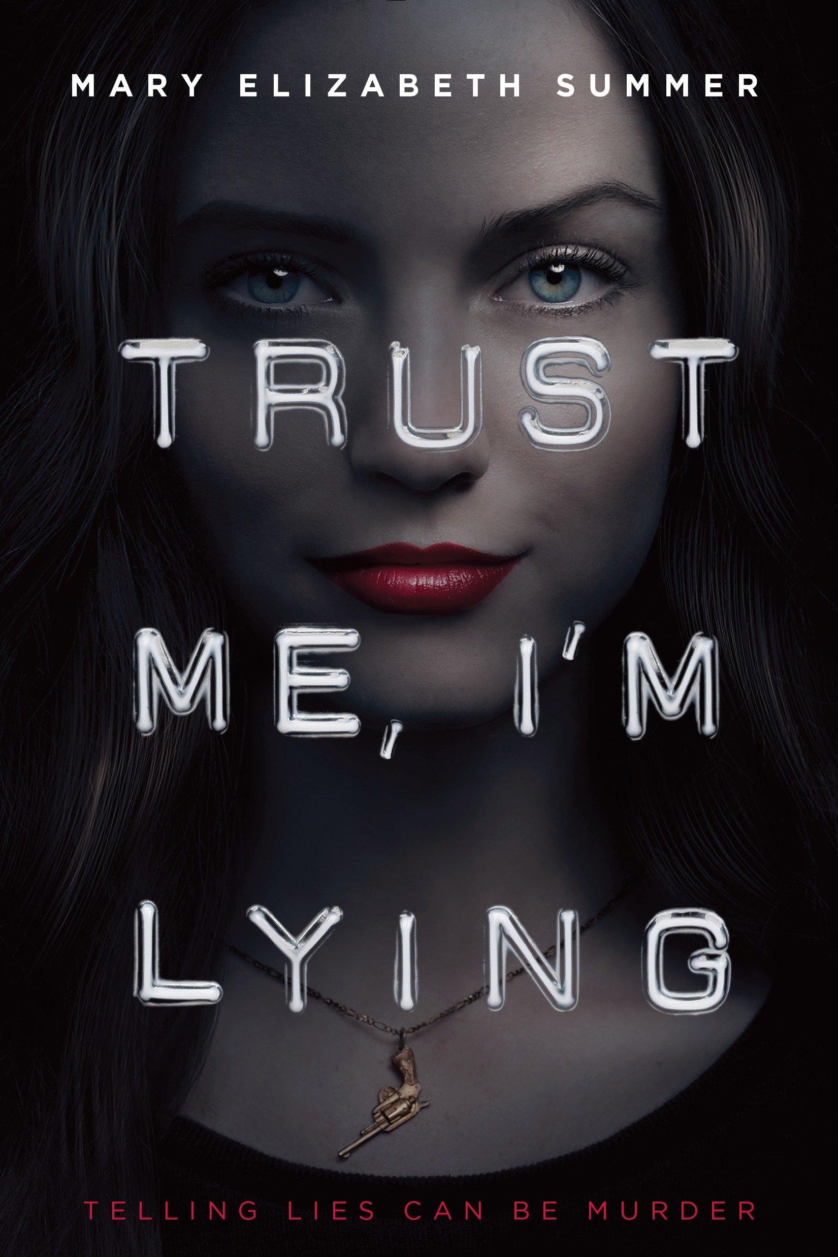 Trust me, I'm lying cover image