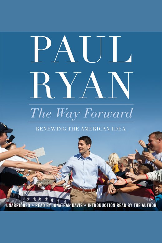 The way forward renewing the American idea cover image