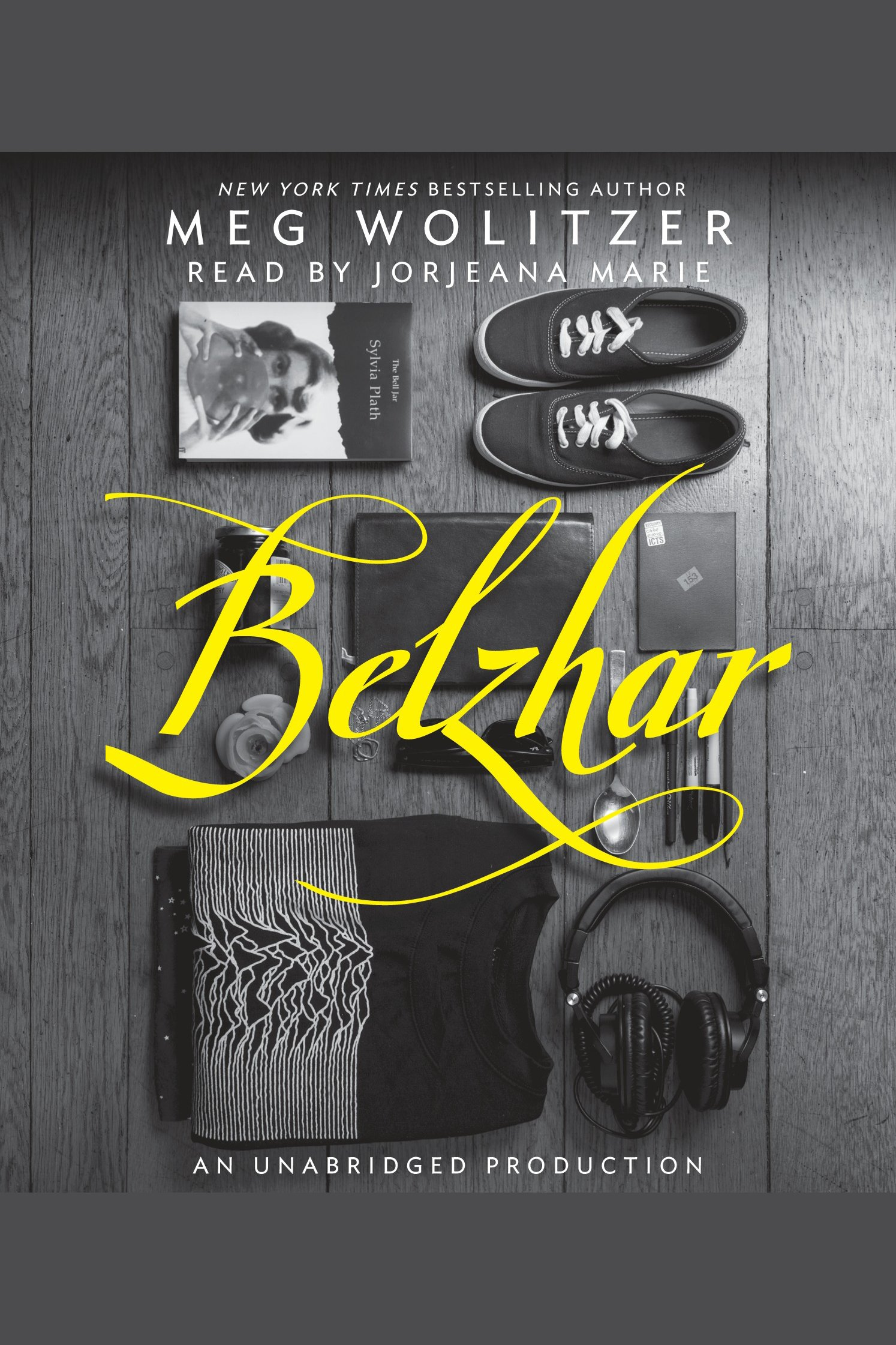 Belzhar cover image