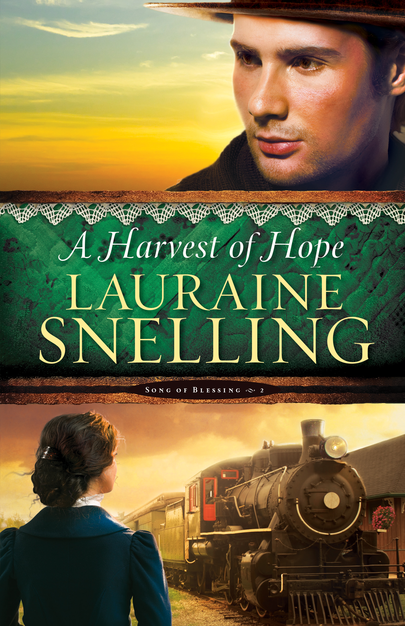 A Harvest of Hope ( Book #2)
