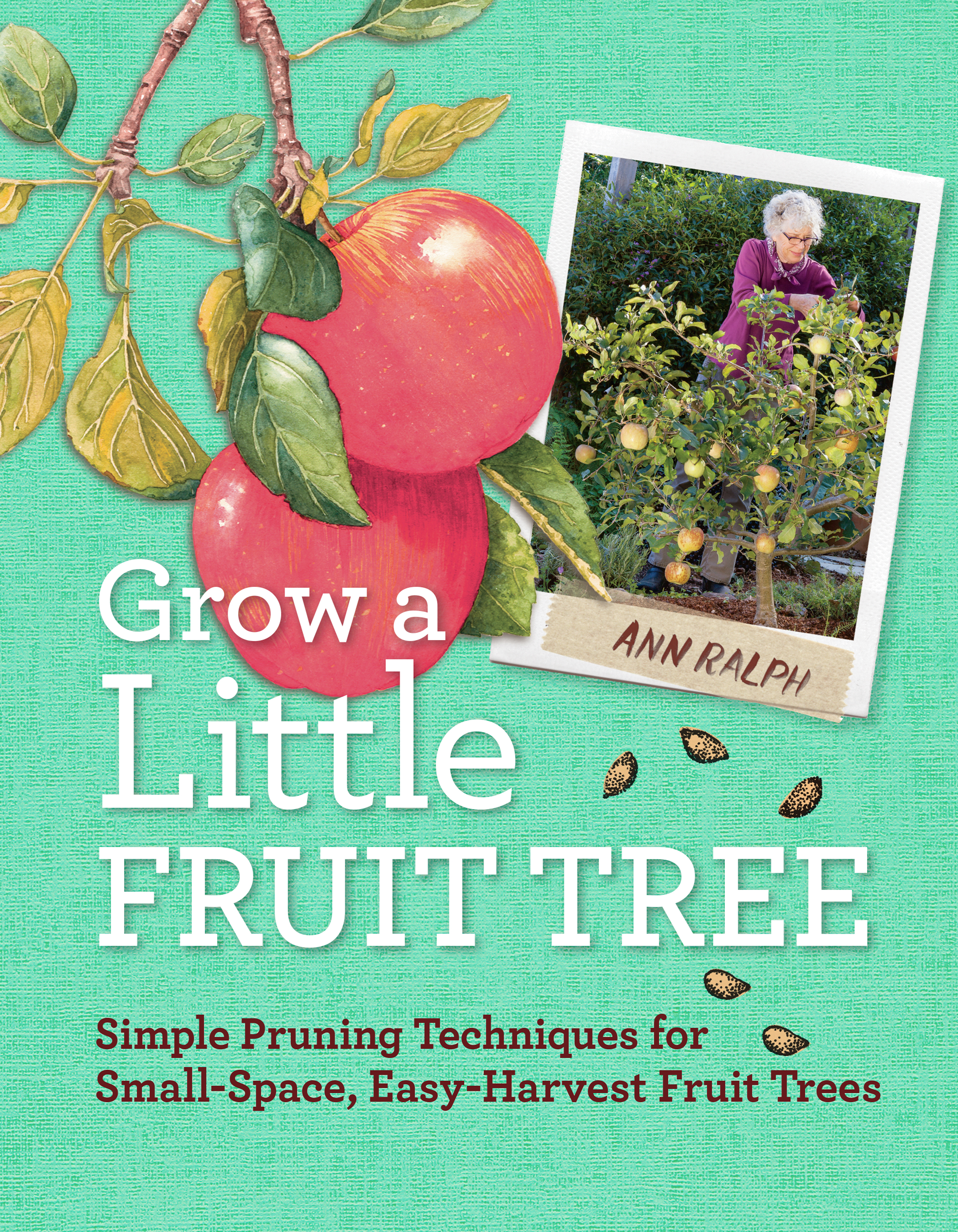 Grow a Little Fruit Tree Simple Pruning Techniques for Small-Space, Easy-Harvest Fruit Trees