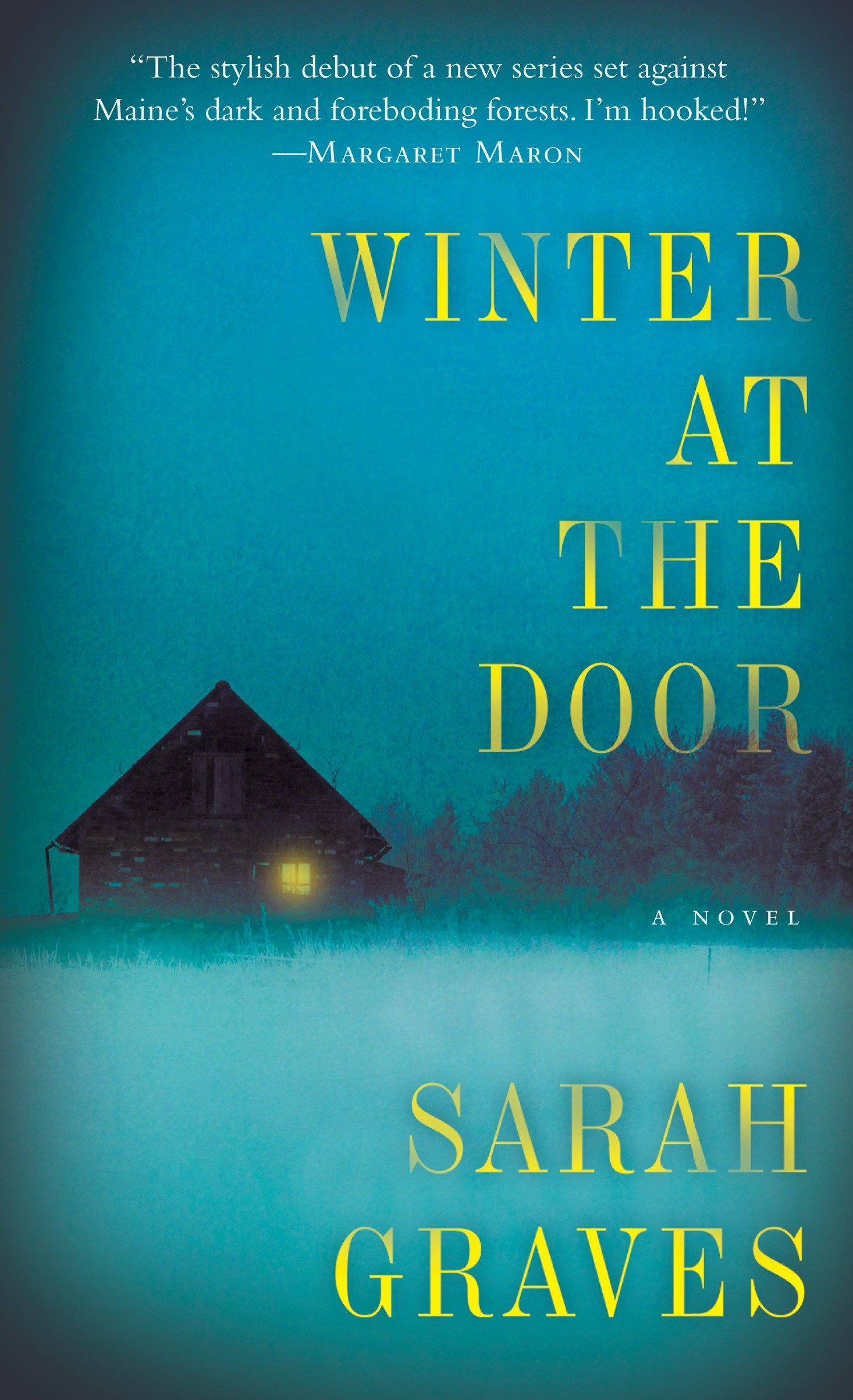 Winter at the door cover image