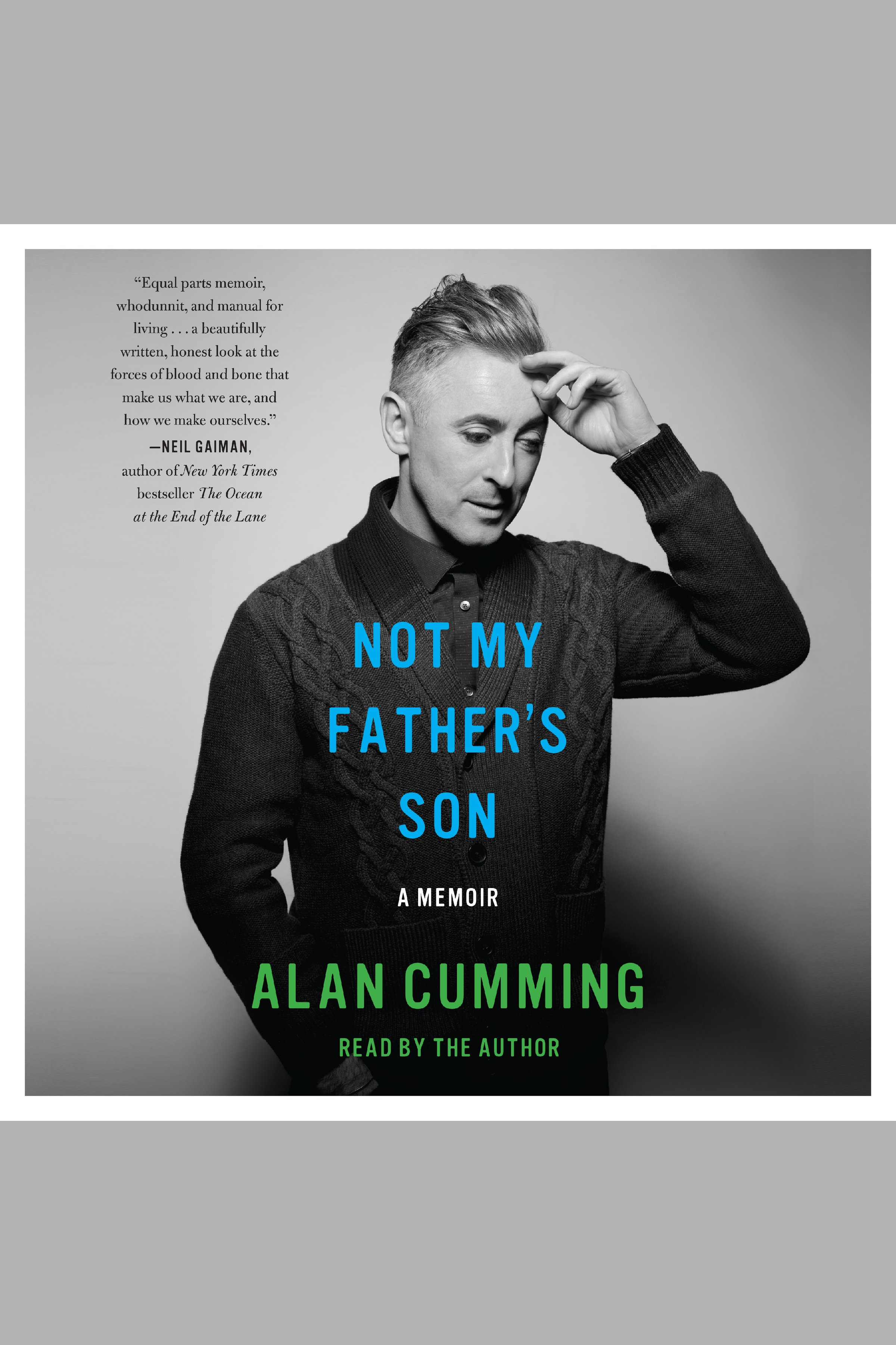 Not my father's son a memoir cover image