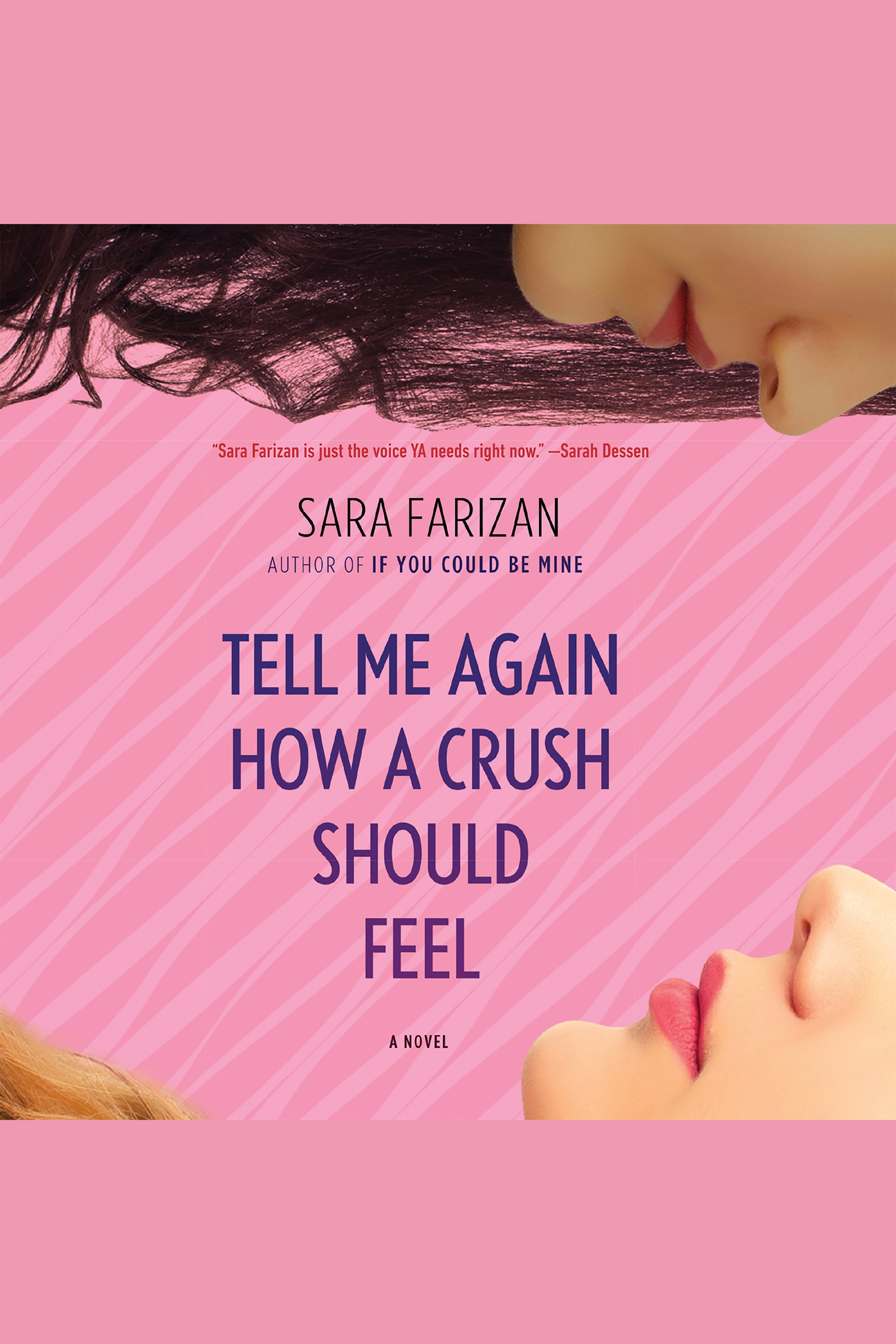 Tell me again how a crush should feel cover image