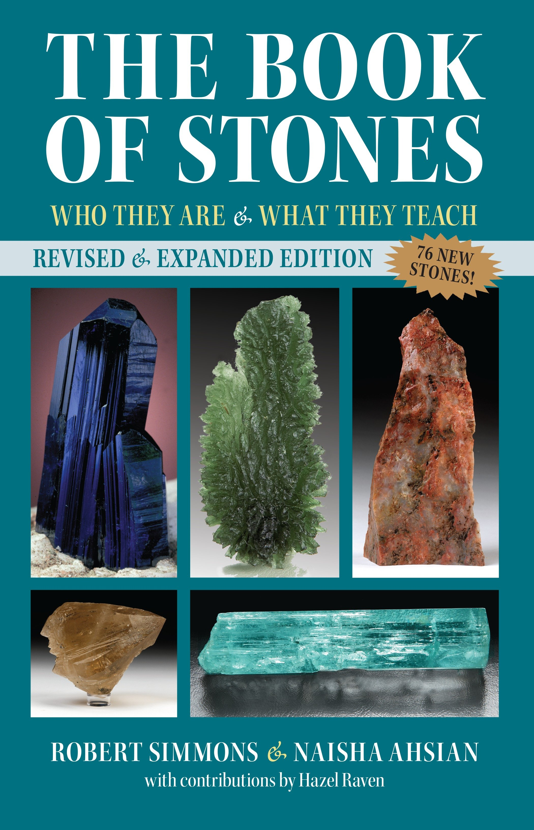 The Book of Stones, Revised Edition Who They Are and What They Teach