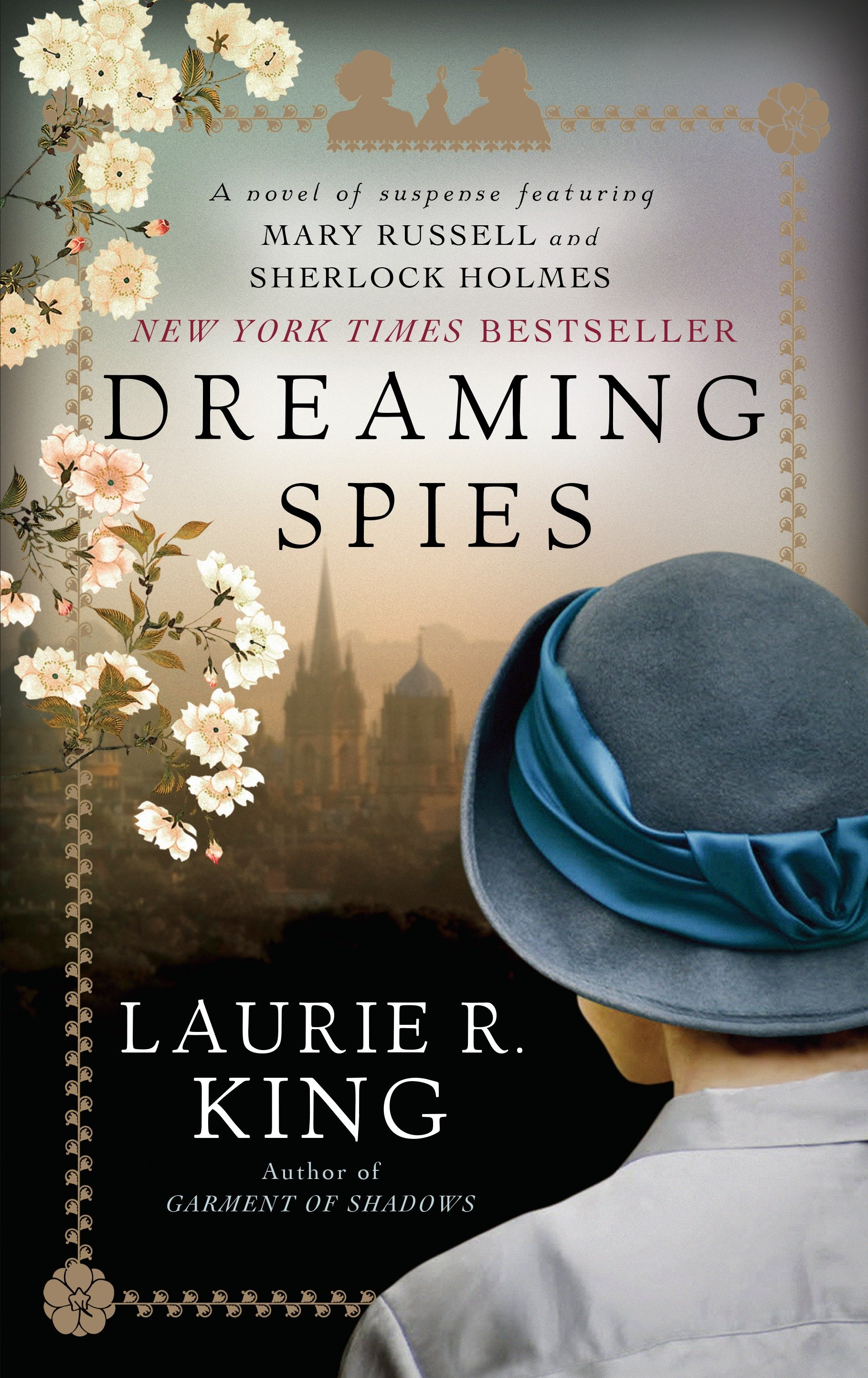Dreaming spies cover image