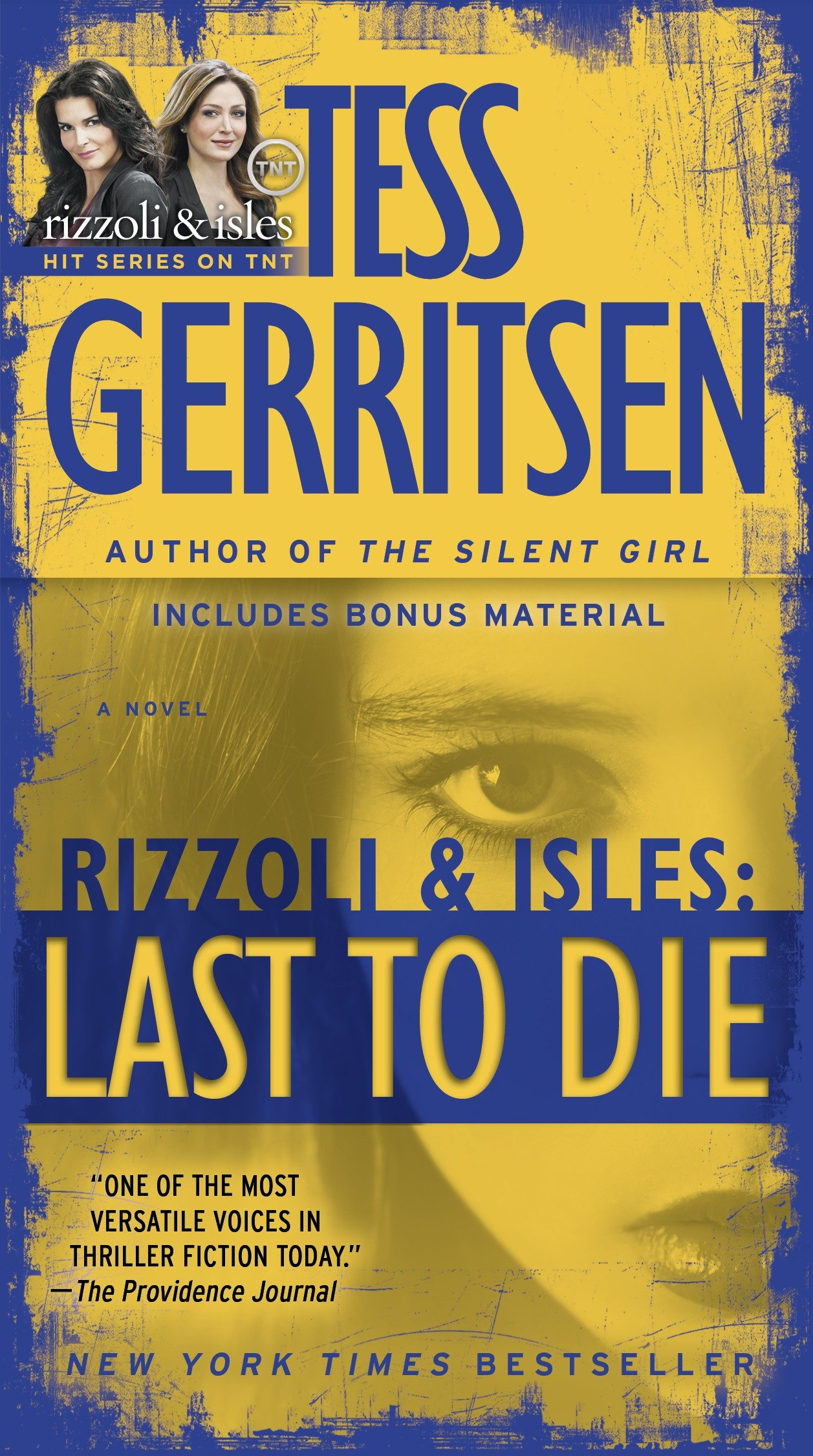 Last to die: A Rizzoli & Isles Novel cover image