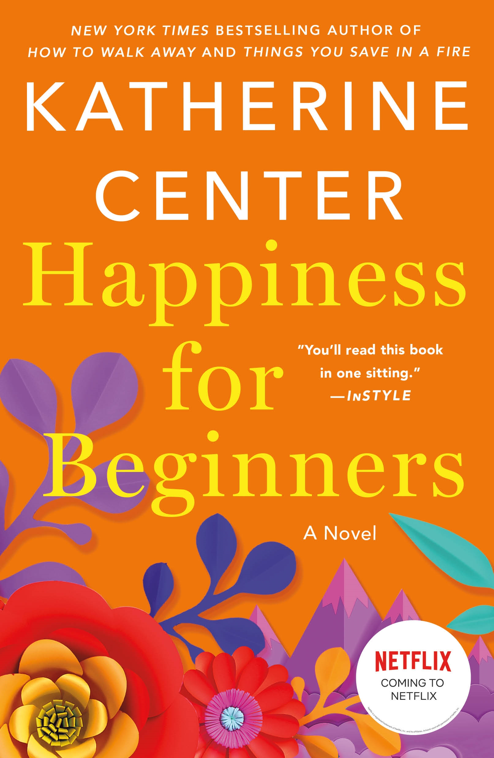 Happiness for Beginners A Novel
