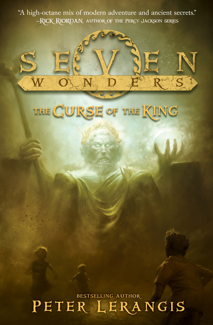 The Curse of the King cover image