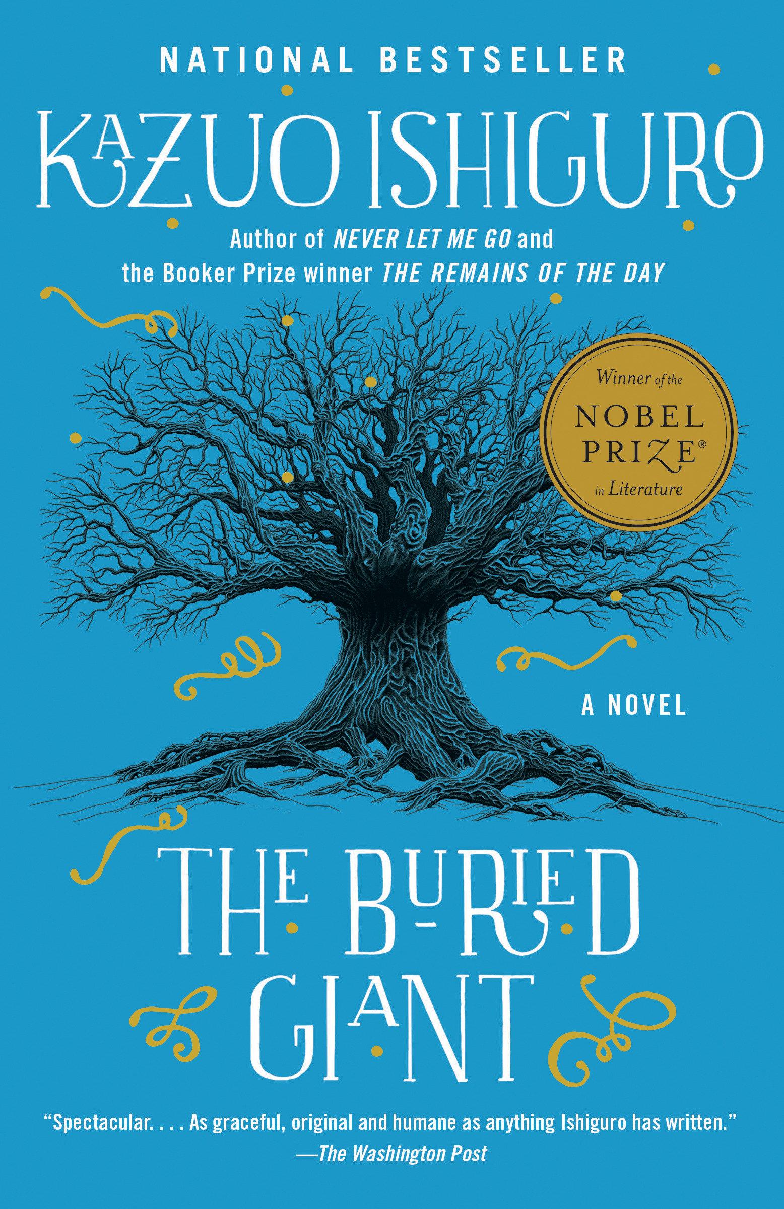 The Buried Giant A novel