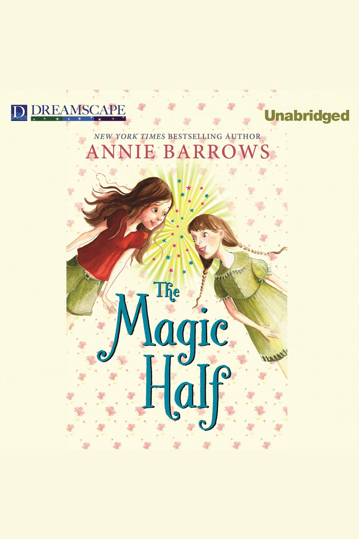The magic half cover image