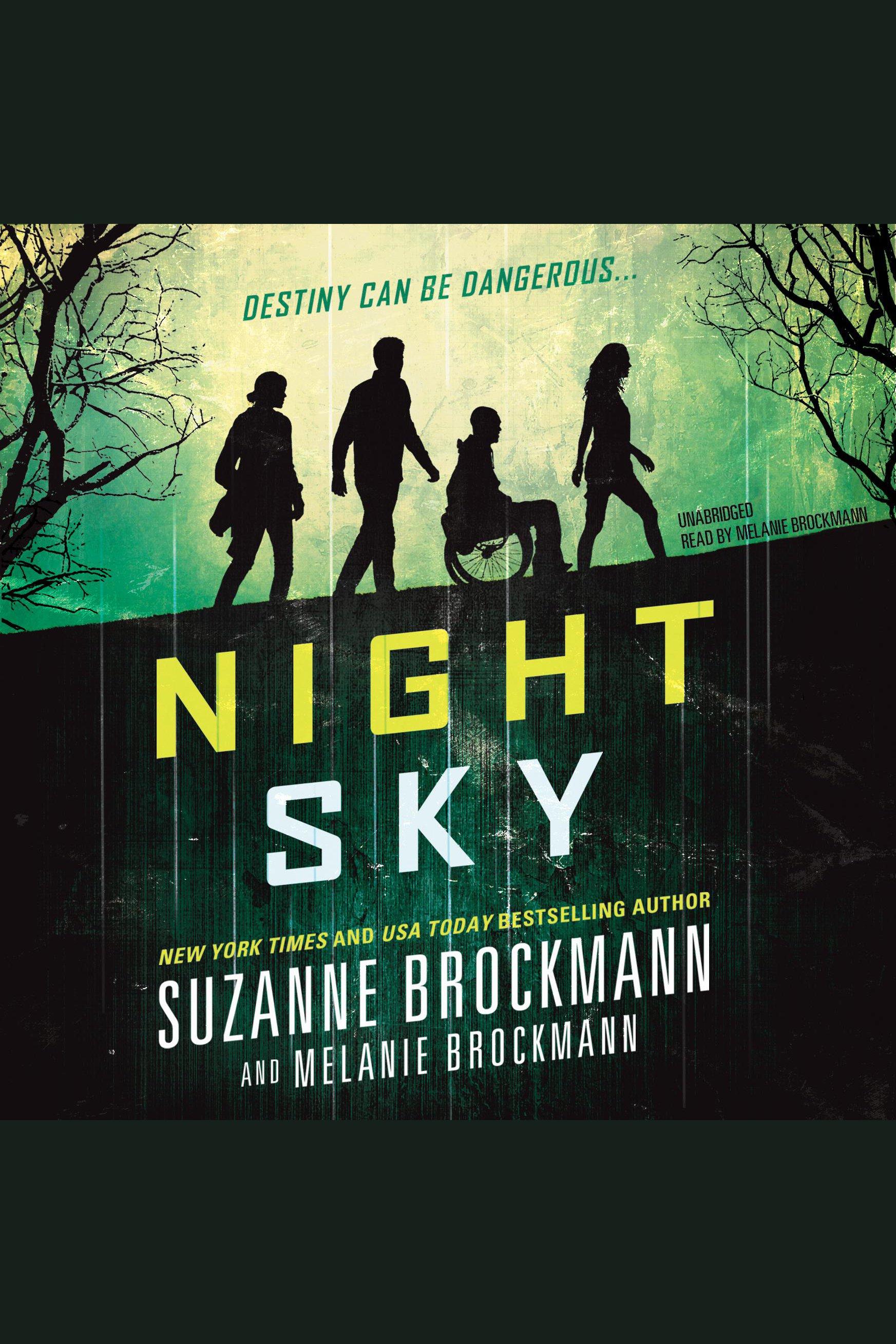 Night sky cover image