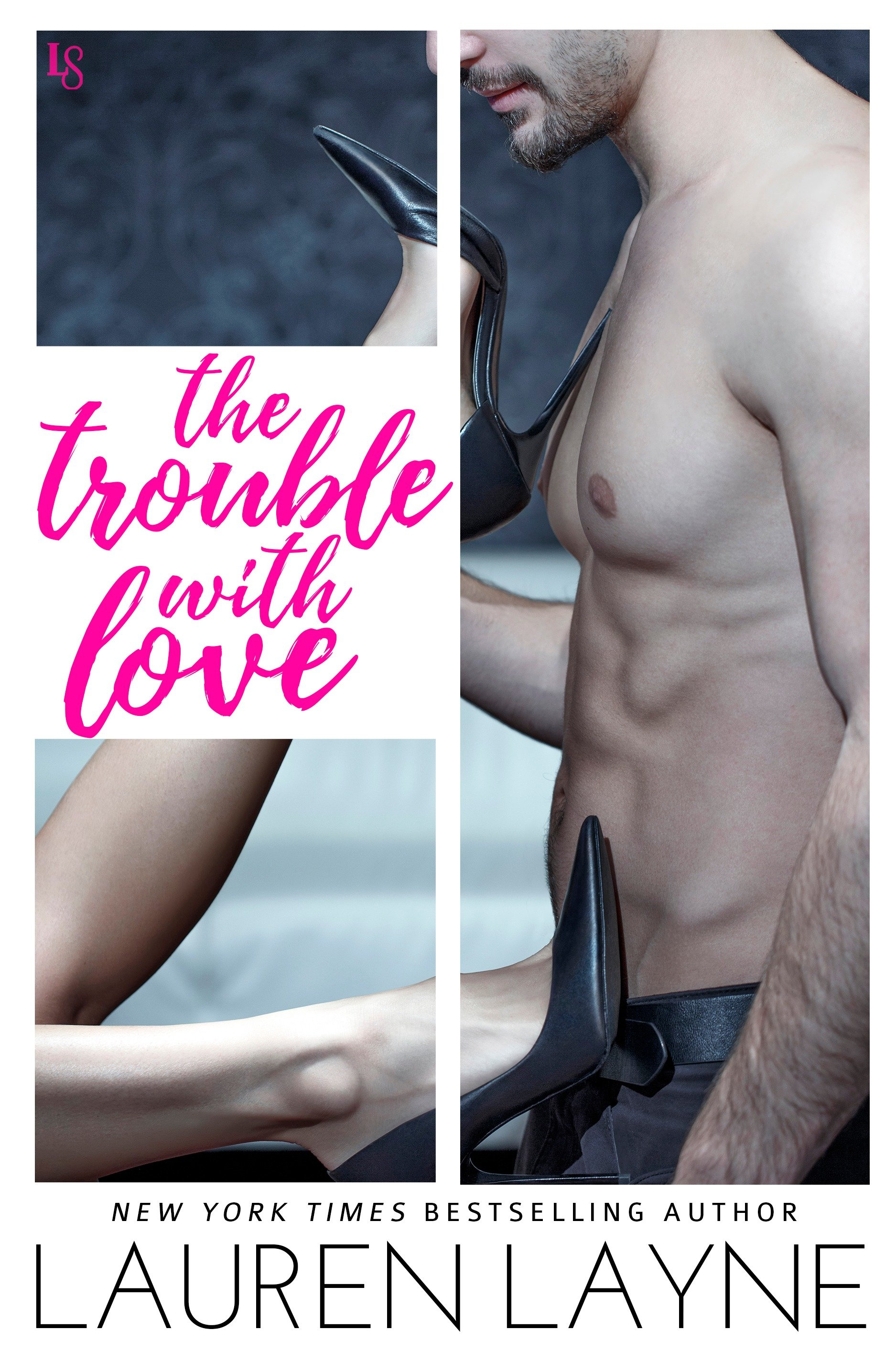 The trouble with love cover image