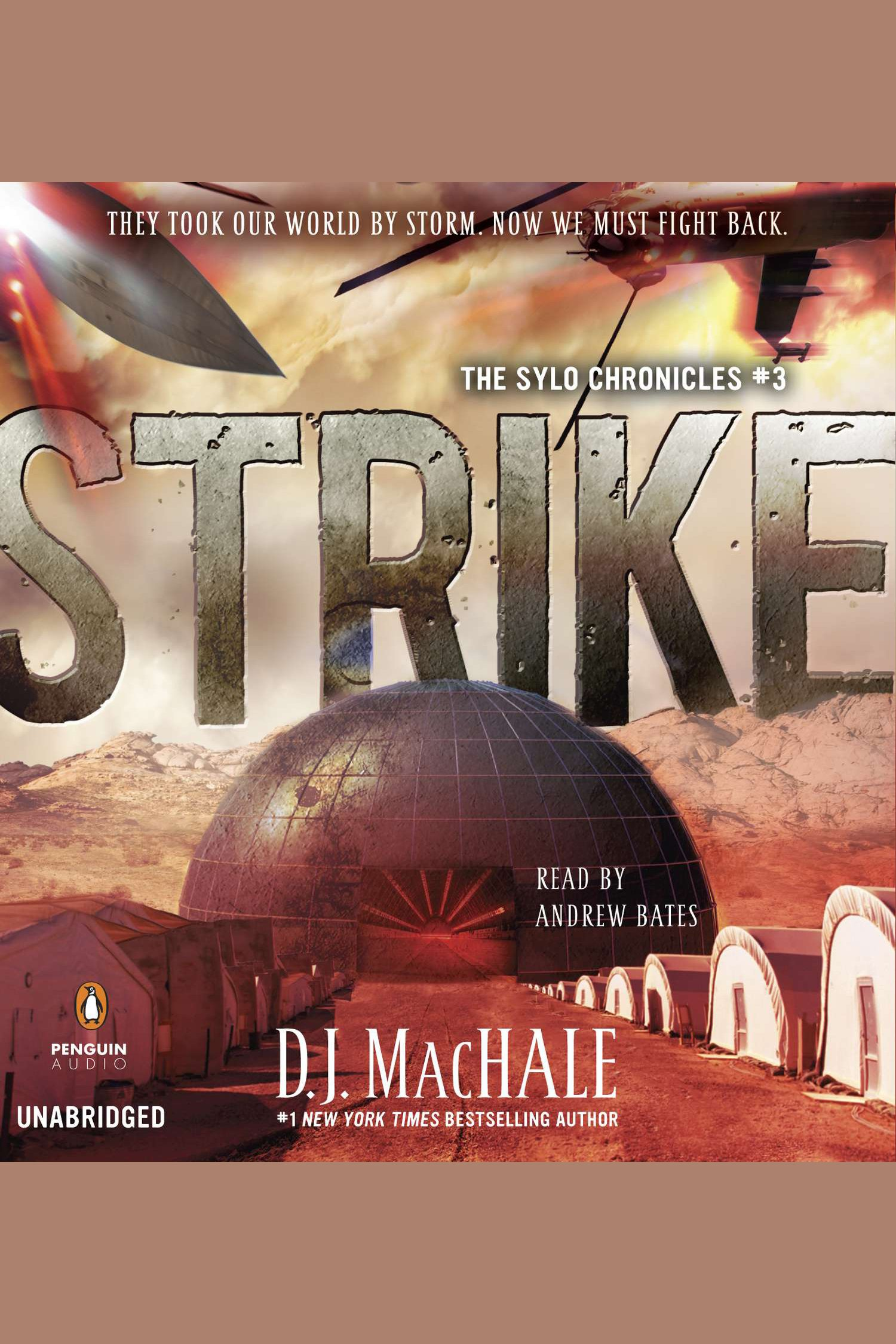 Strike cover image