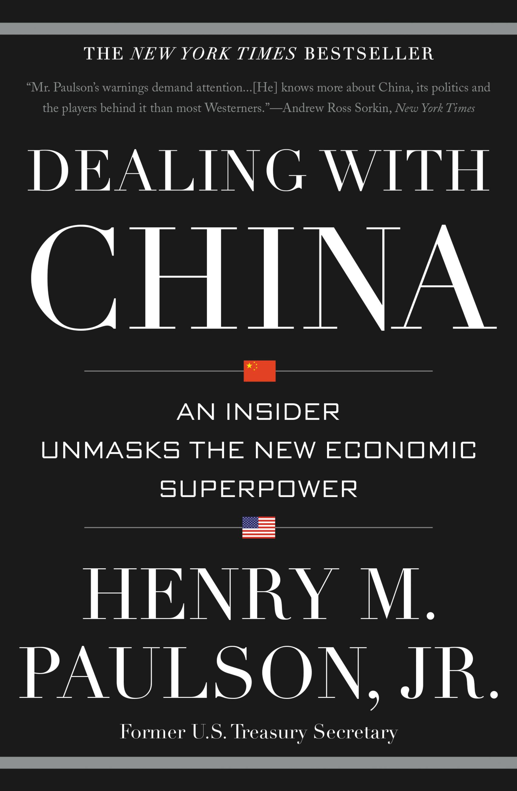 Dealing with China : an insider unmasks the new economic superpower