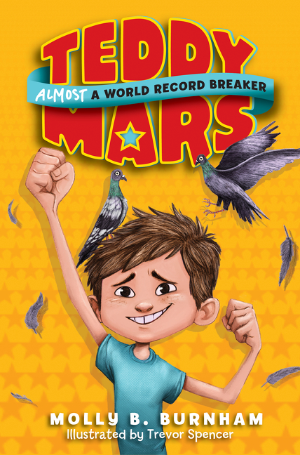 Almost a World Record Breaker cover image