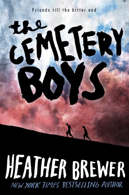 The cemetery boys cover image