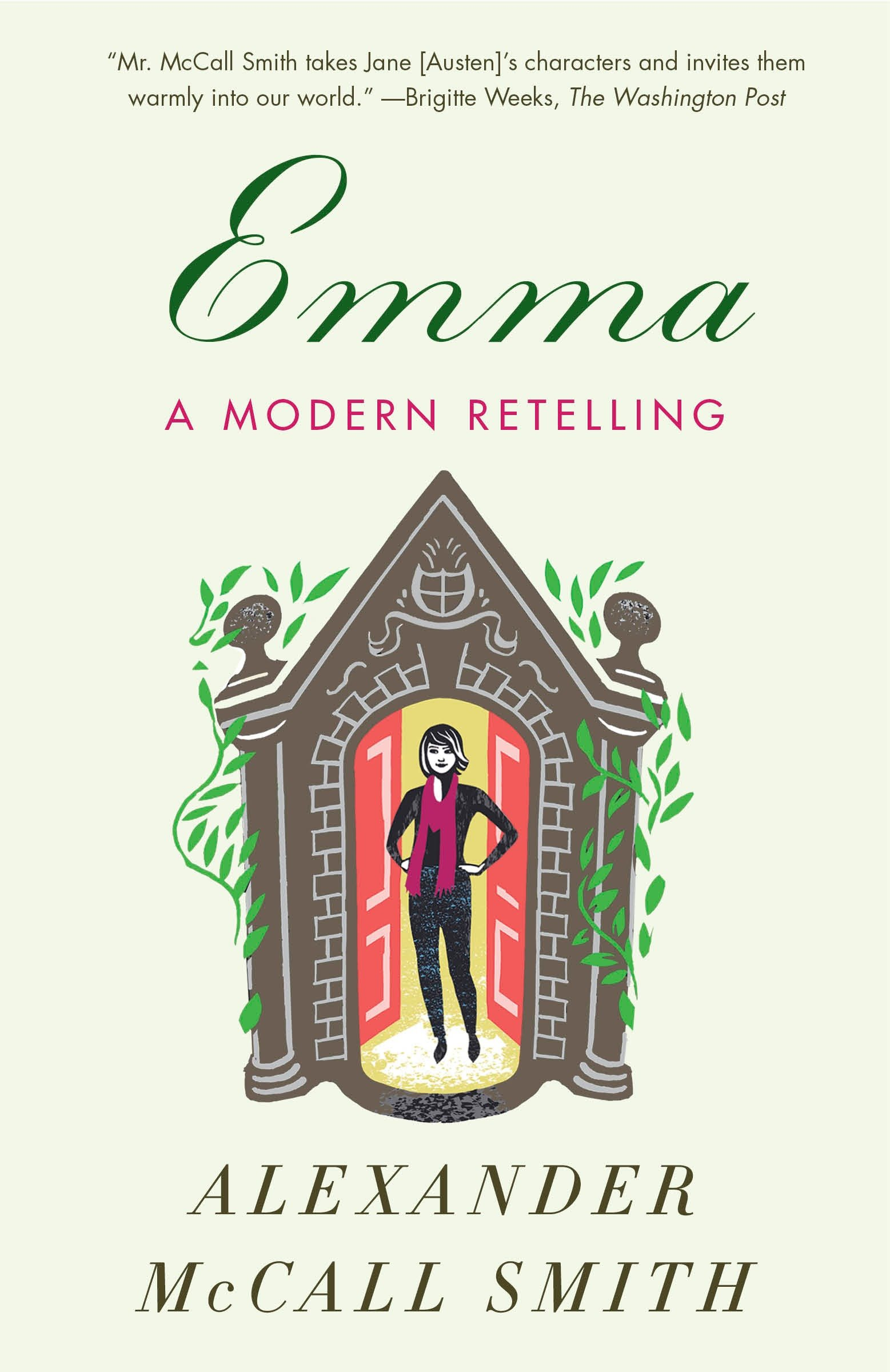 Emma a modern retelling cover image
